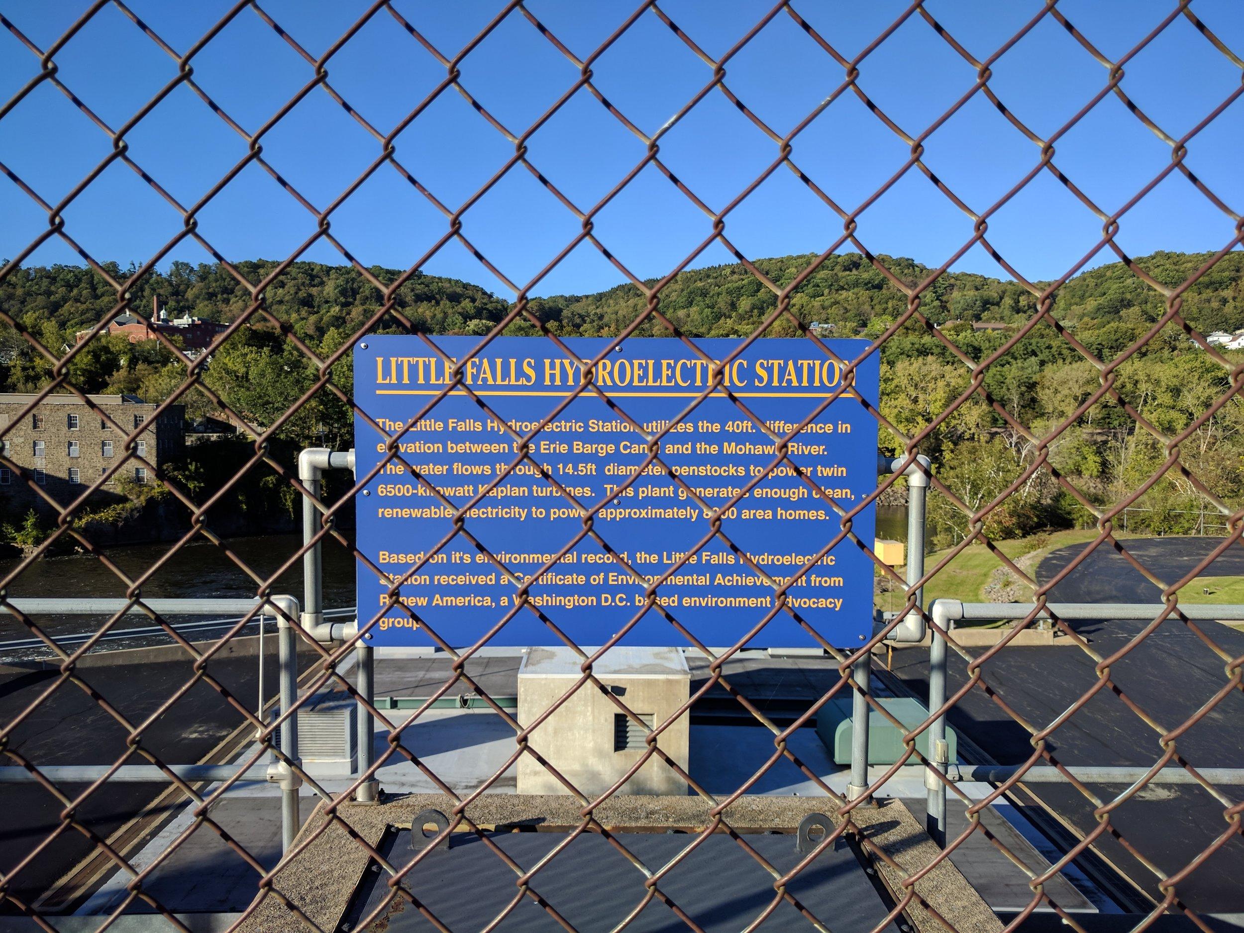 Little Falls Hydro Power Station