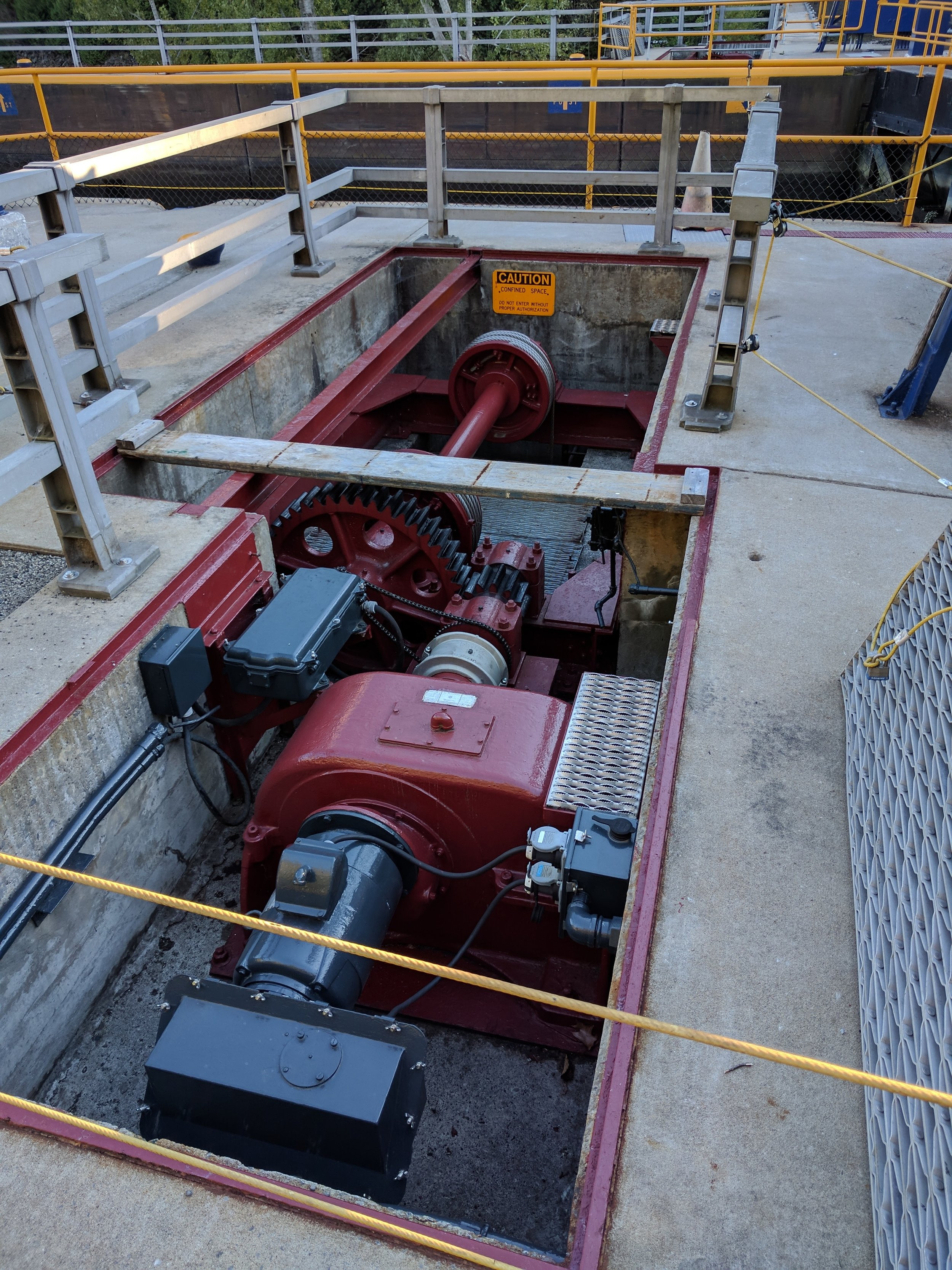 Powerful Engines to Power the Lock