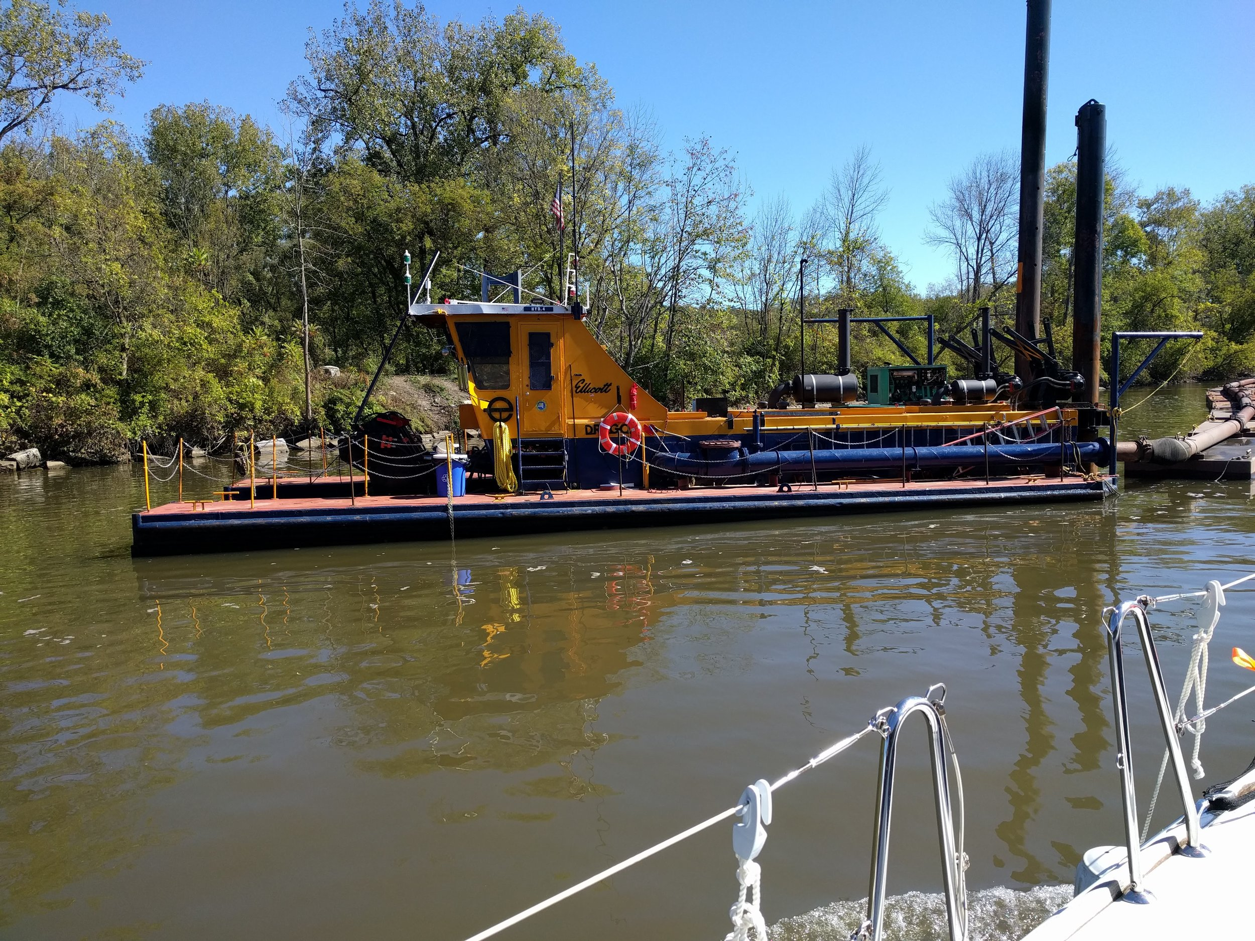 Dredging the Erie