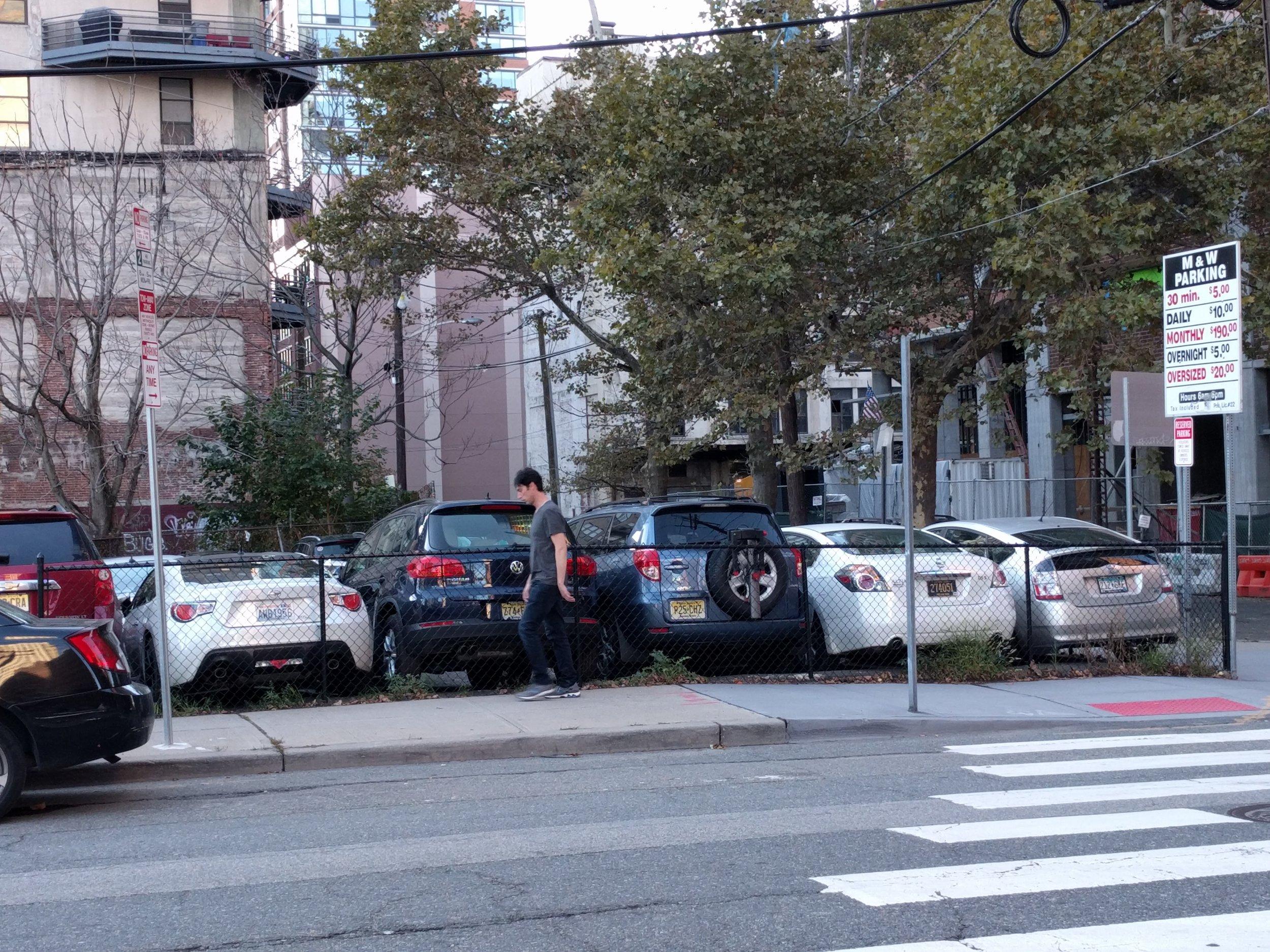 NY parking!