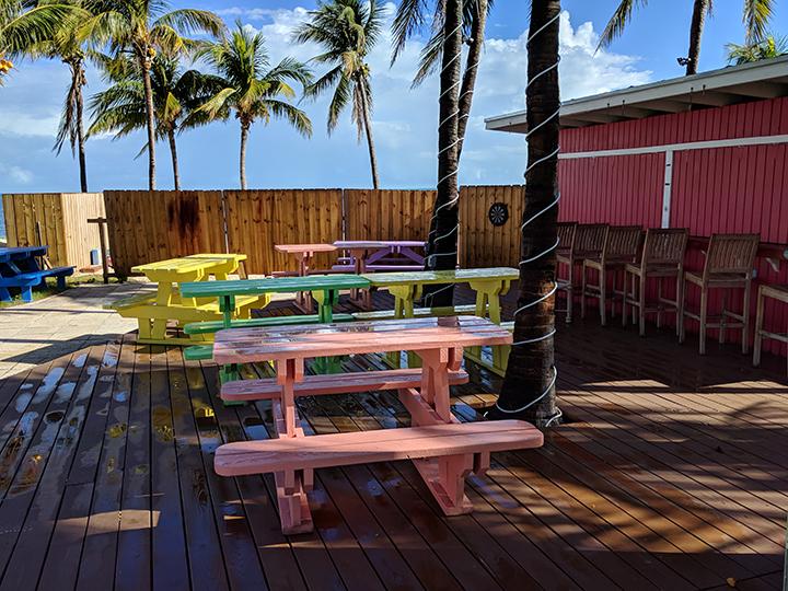 Tiki Bar/Restaurant