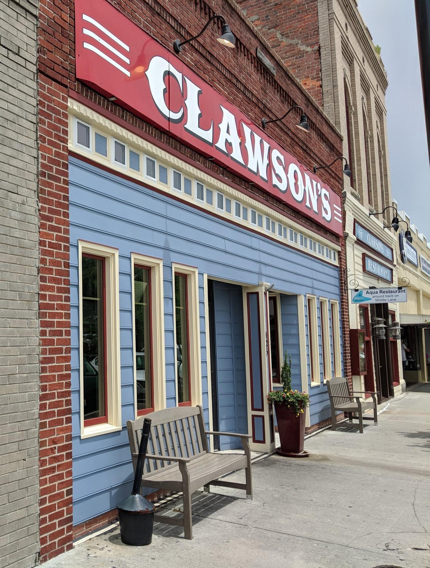 Clawson's Restaurant