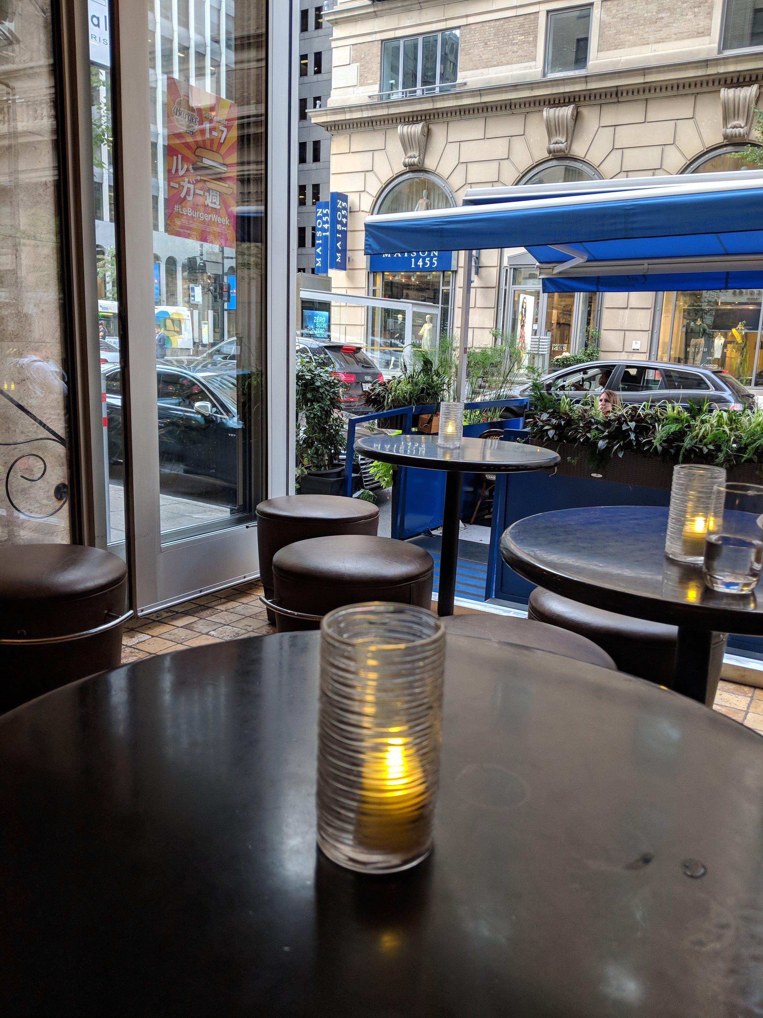 Cafe Vasco Da Gama.