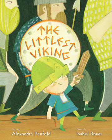 alexandra penfold, the littlest viking, book