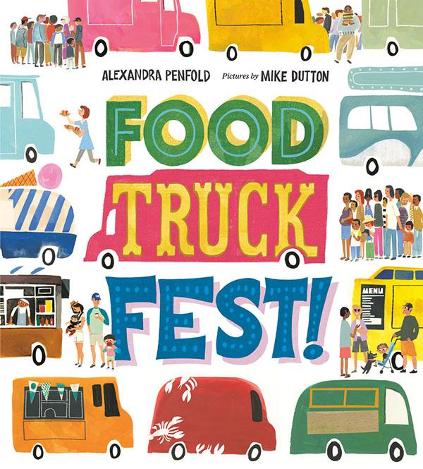 alexandra penfold, food truck fest, food truck, book