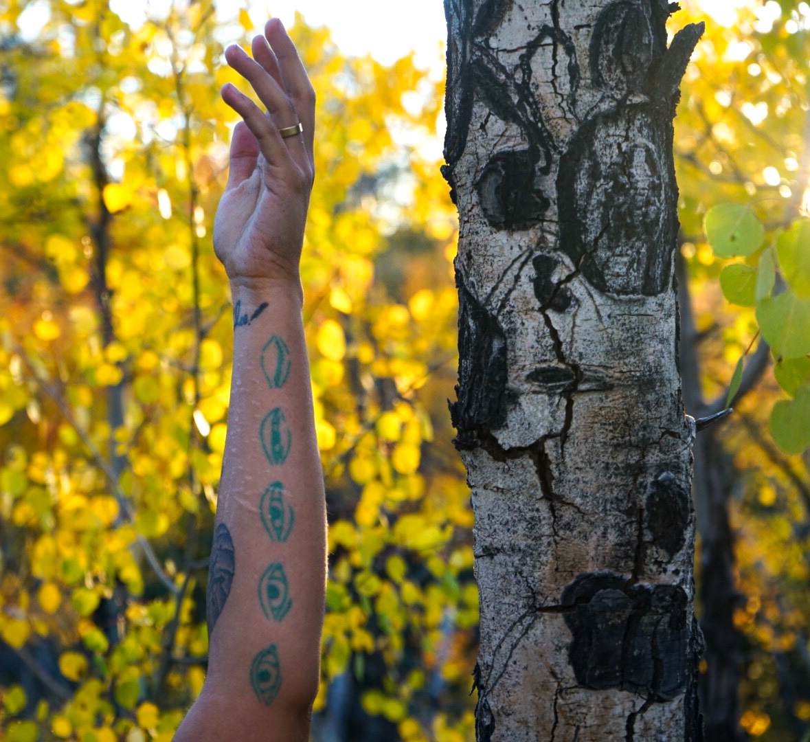 My homeland is liminality.    Etched across my body in scars is a map Home.    Motherland from the Andes and China; fatherland from the Altai mountains.    Hybridity is a maddening gift of confluence,    Landscapes simultaneously longing and being longed for across continents.