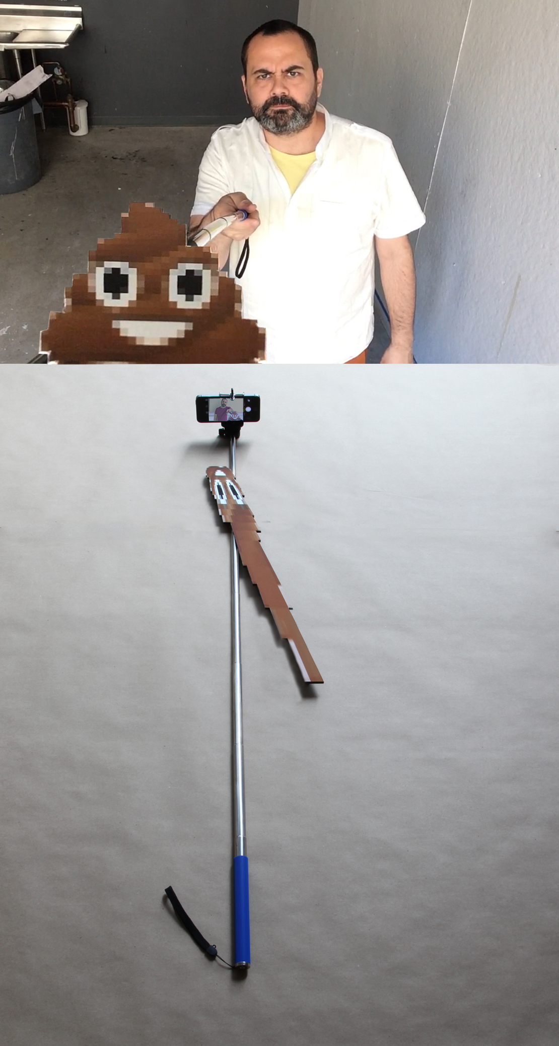 Poop Emoji add-on