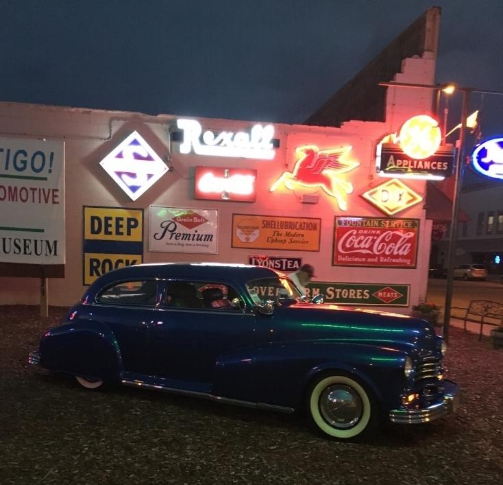 neon antigo