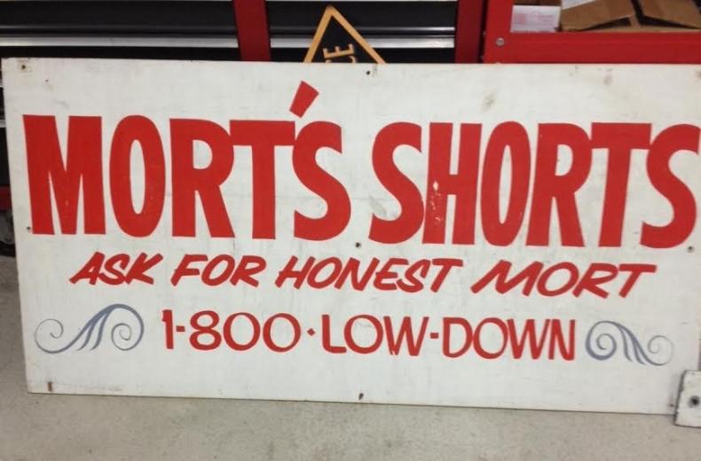 Mort's Shorts