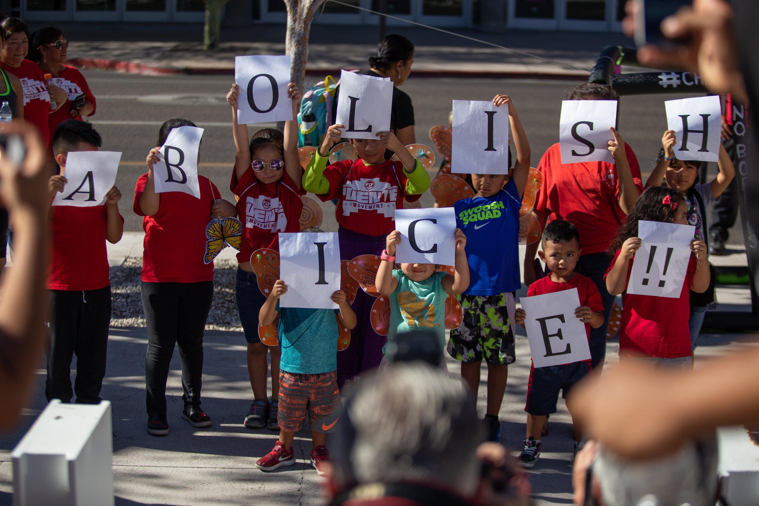 Puente Movement Protest (2/2)