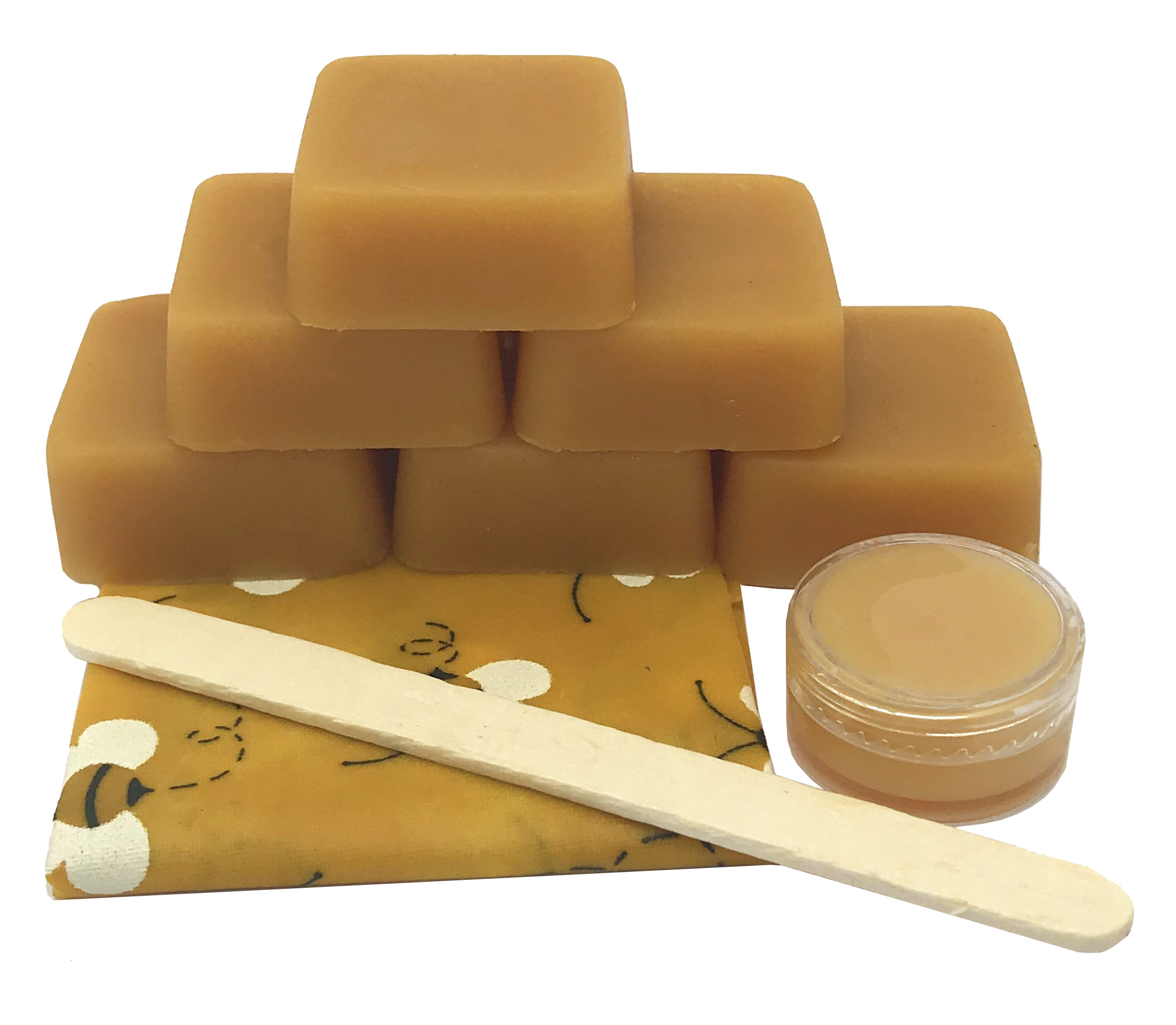 beeswax kit sitting on a wrap.jpg