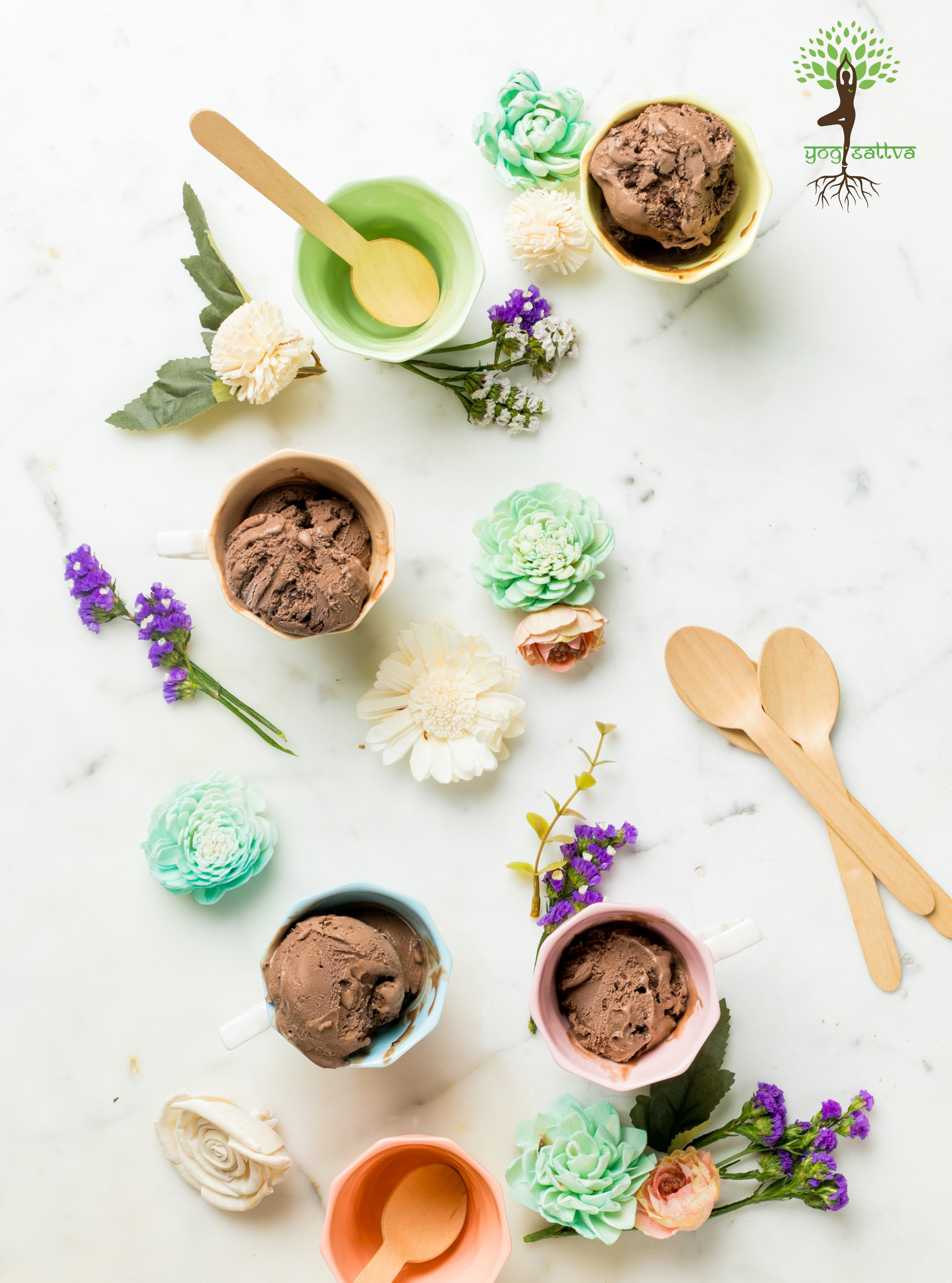 Dairy Free Ice Cream Yogisattva