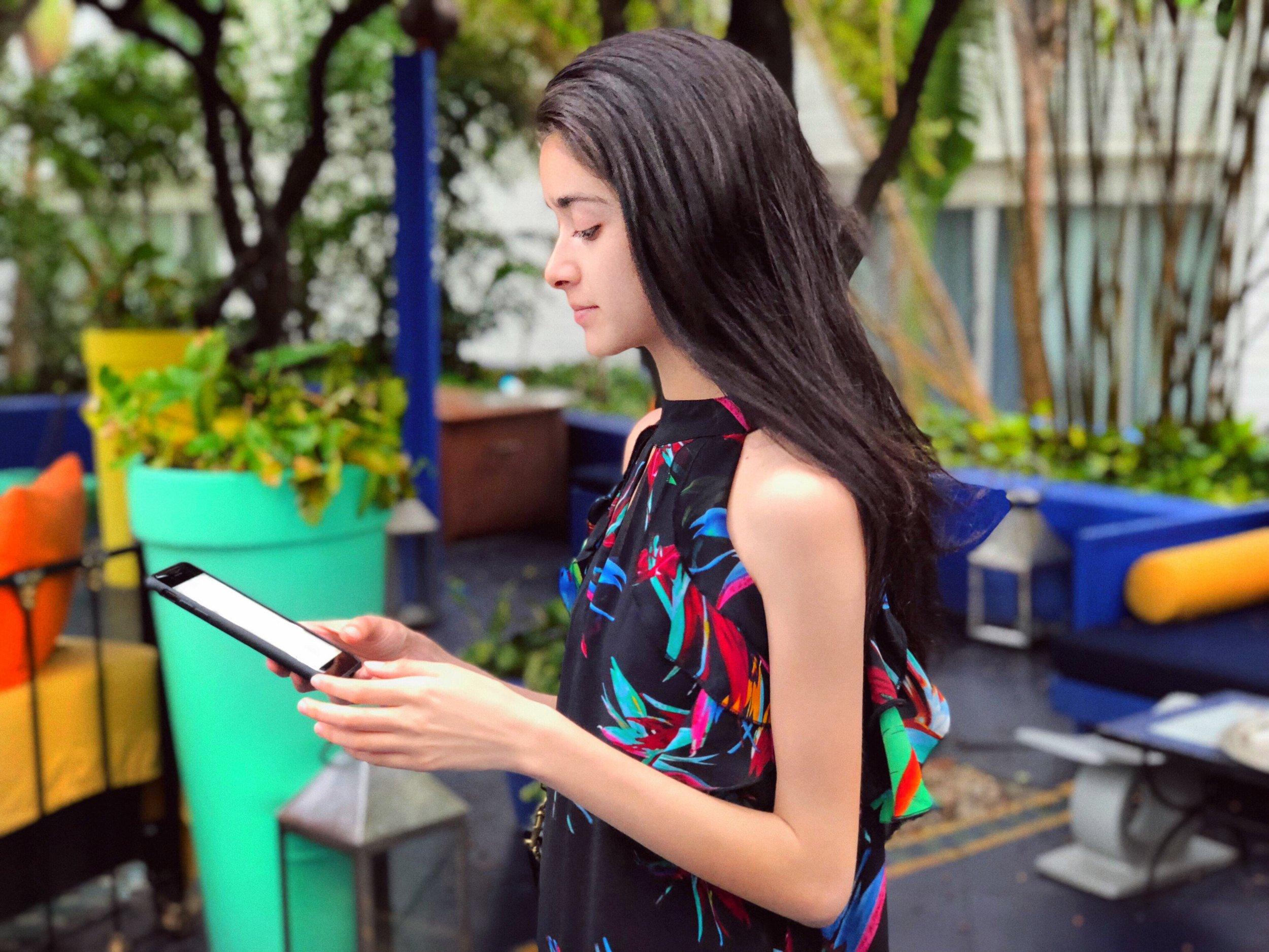 Nina Vir | Founder of Daily Dress Me