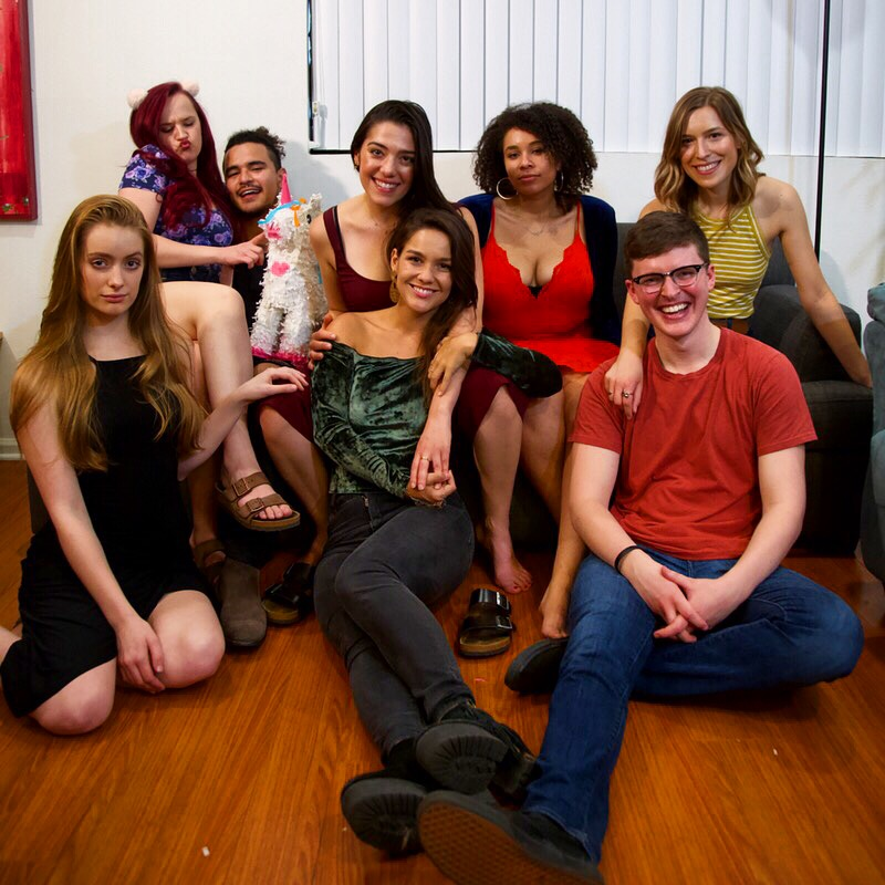 Cast of Twenty