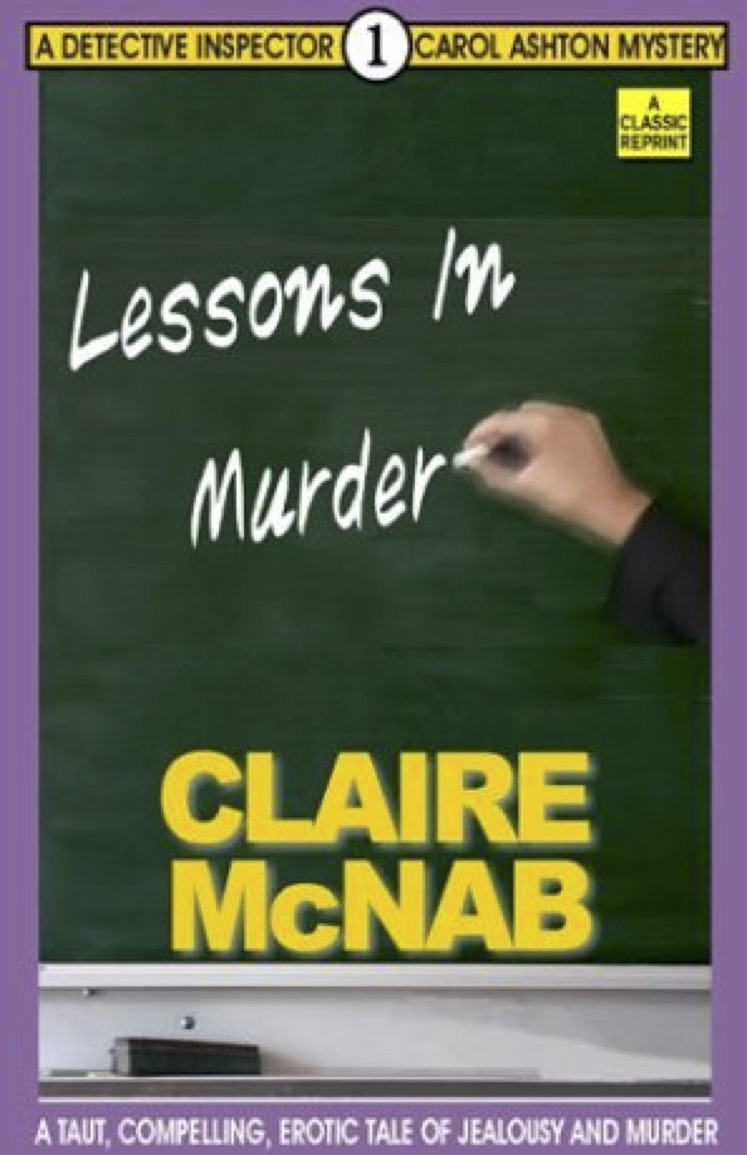 Claire McNab