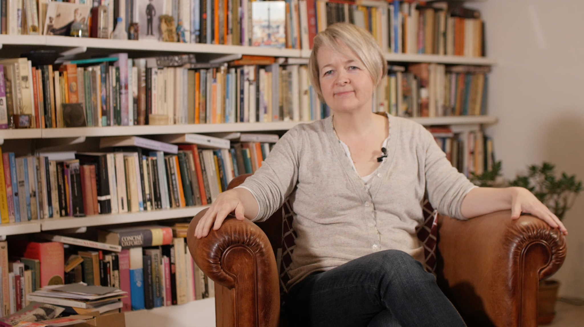 Sarah Waters is fantastic.