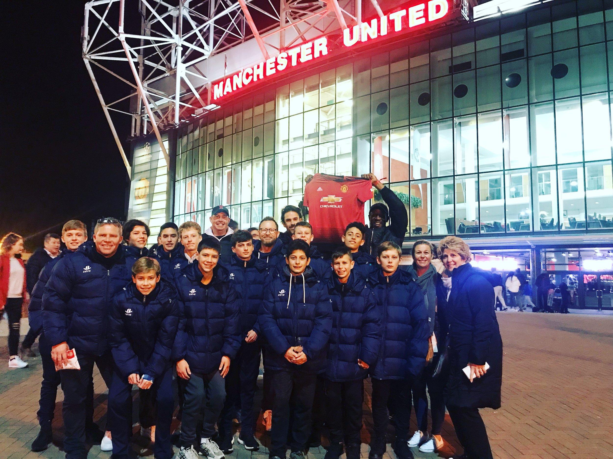 SUSFC 2018 Football Tour of UK & Spain — Sydney University