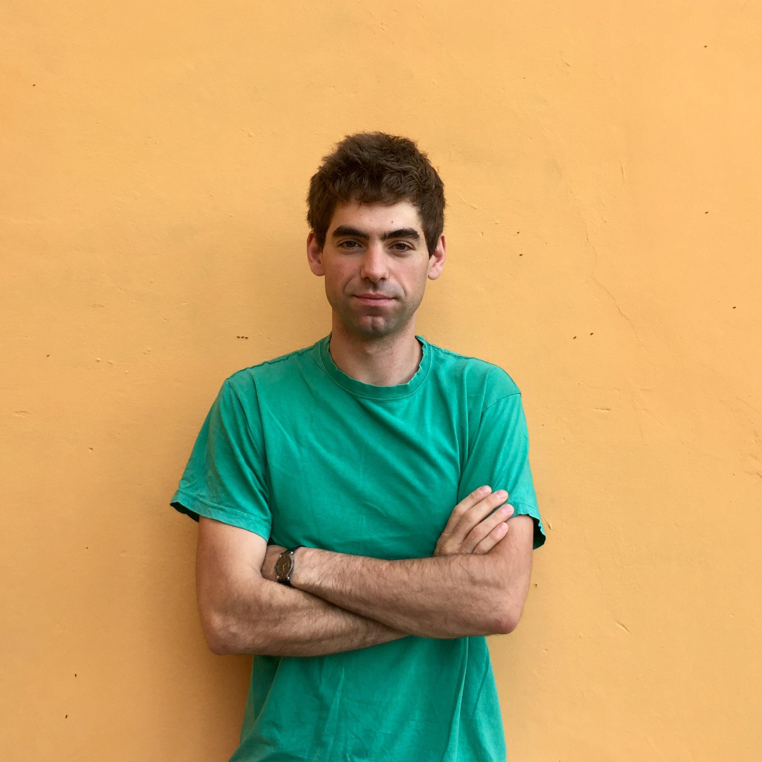 EUGENIO CARABBA - AROUND | HERE