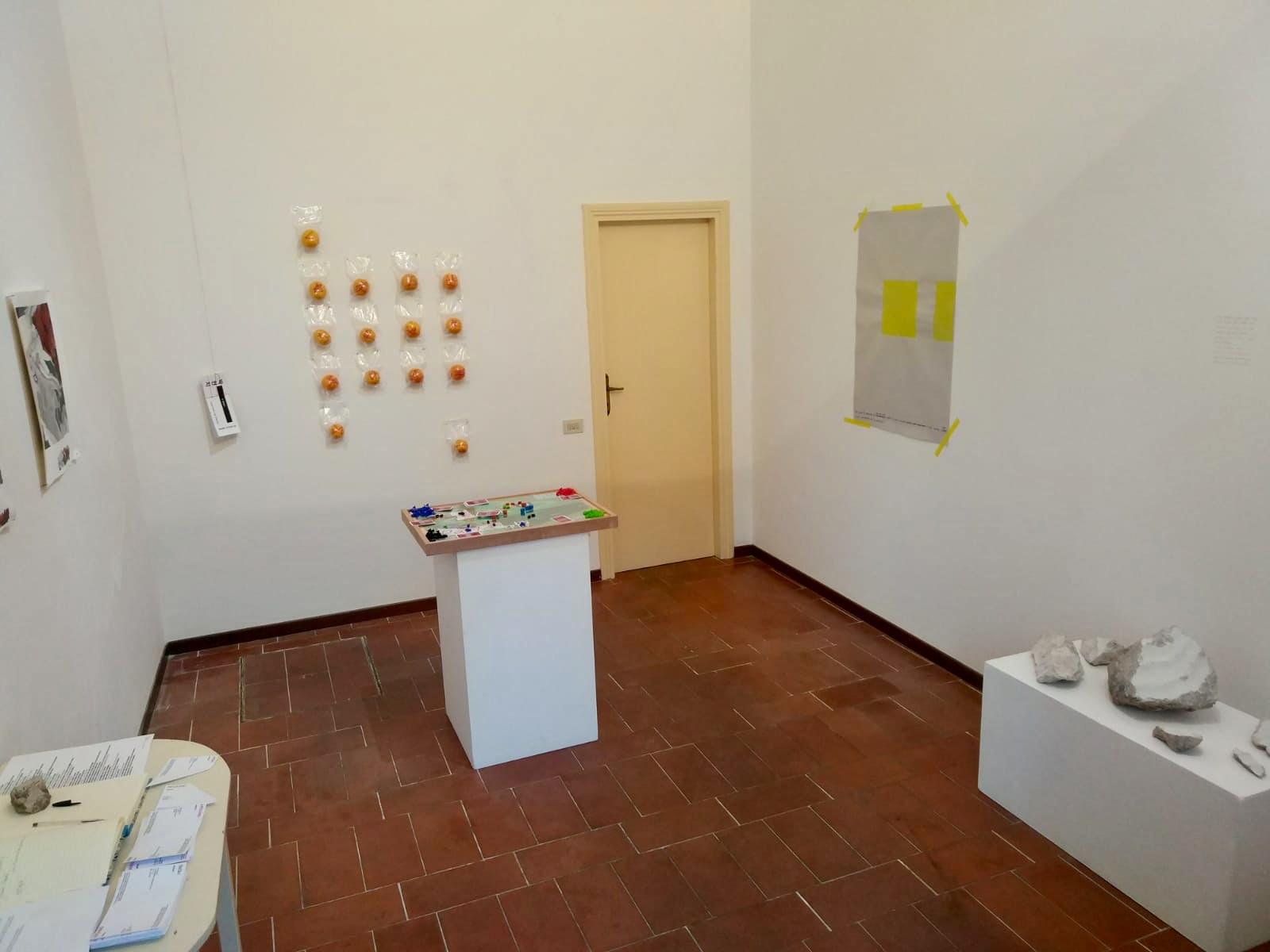 Exhibition view: Paloma Mecozzi, Park Hyun Gi, GB Group, Nicola Guastamacchia, Miguel Sbastida