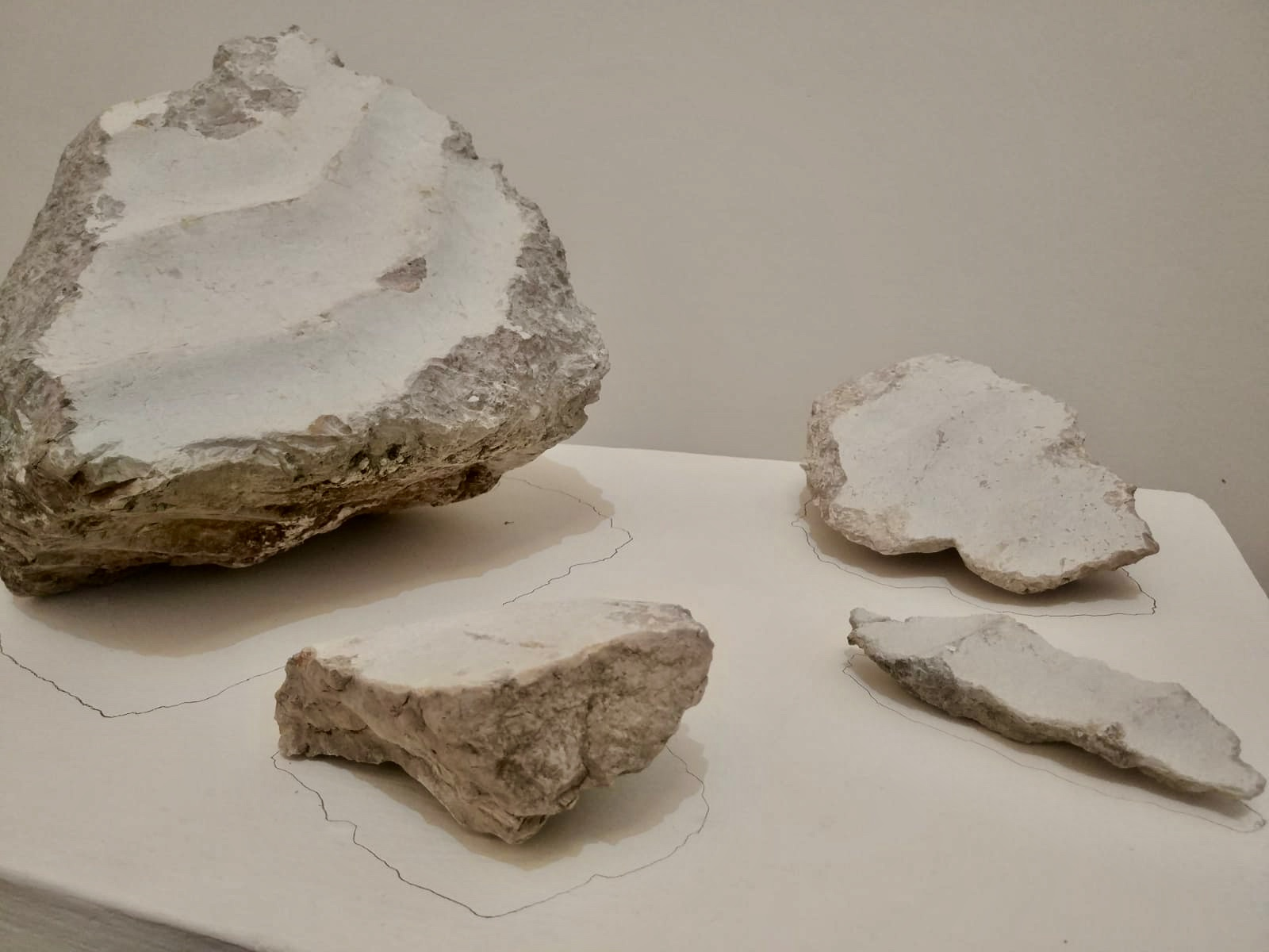 Miguel Sbastida, Deep Time Geology of Spoleto