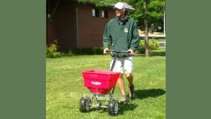 Americans spread over 90 million tons of toxic pesticides and fertilizers on our lawns each year