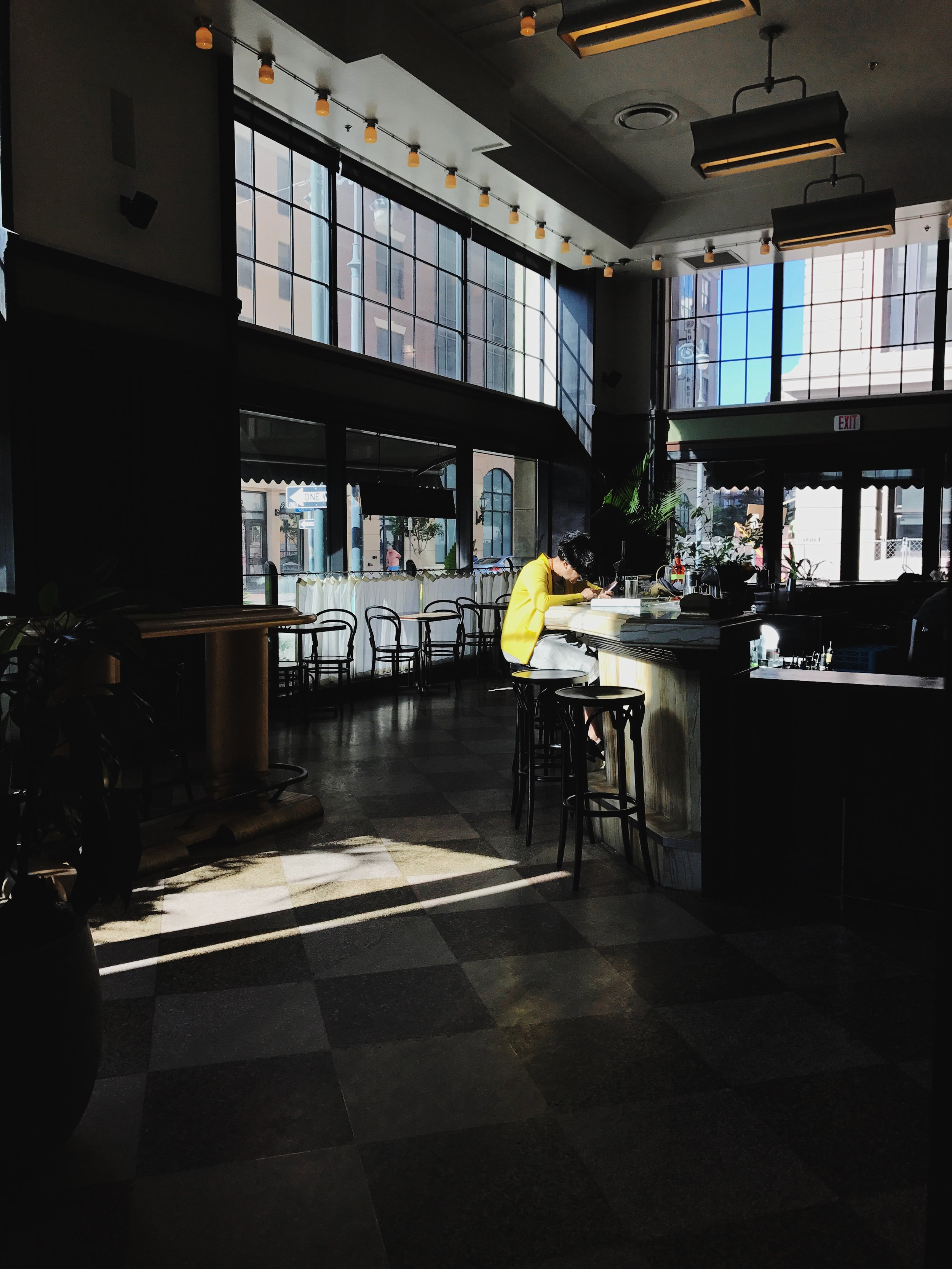 Ace Hotel - Josephine Estelle Bar