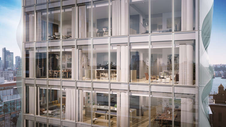 Designed by SCDA Architects and S.M. Berger Architecture, Five One Five sits in Manhattan's West Chelsea neighborhood, only steps away from Hudson Yards. This new, luxury residential building is 11-stories tall and houses 15 units, offering a mix of 2 to 3 bedroom apartments and a five-unit penthouse collection.    These residences featuring curvy glass fins on the façade, exhibit the work of Soon K. Chan in the interiors, with spacious windows offering beautiful views of the High Line. The floors are clad in light oak and the Delta LED light fixtures lend the residences an air of warmth and elegance. The Bulthaup kitchens are spacious and bright, with Gaggenau appliances packages. Amenities and services include 24-hour attended lobby, a gym, roof deck with kitchen, direct keyed elevator access to each residence and ample storage space.     CITY REALTY ARTICLE      515 High Line is a post-war condominium building in downtown Manhattan's Chelsea neighborhood finished in 2016. Situated at 515 West 29th Street, between High Line and Eleventh Avenue , the building contains 7 units and rises 11 stories. The elevatored building's amenities include: central ac and hi rise.     CONTACT US FOR MORE INFORMATION ABOUT THIS AND OTHER NEW DEVELOPMENTS IN NYC, BROOKLYN & QUEENS!