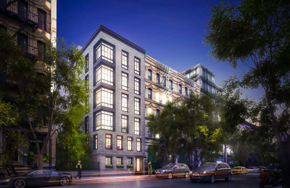 "The newly constructed condos are floor-through units in the heart of Alphabet City. The building has 6 floors with 6 units on each floor. located in the East Village neighborhood the location is in close proximity to restaurants, bars, and the New York River Park.  The new construction is accentuated by large windows on the upper floors and smaller ones on the first two. The 65-foot-tall structure is located on the same block as the attractive Flowerbox Building and fits right in with its other low-rise neighbors.  Architect Issac& Stern Architects, PC, and developer DRK LLC have already win hearts of the people of America for executing projects that utilize spacing to its optimal level, keeping in my mind a comfortable living. This newly constructed property is no different, book your visit today.     CITY REALTY ARTICLE    Construction has finally begun on the empty lot at  253 East 7th Street  between Avenues C and D in the  East Village . A 6-story residential building will soon rise on the same site that once held a salmon-colored 4-story townhouse and will bring 6 condo residences to the narrow, tree-lined street.    Several months after  demolition was completed  on the townhouse in late 2015, developers  BSD Realty  refiled permits for the new building with  Issac & Stern Architects . The grey-brick design - which  YIMBY  described as ""perfectly contextual"" - is accentuated by large windows on the upper floors and smaller ones on the first two. The 65-foot-tall structure is located on the same block as the attractive  Flowerbox Building  and will fit right in with its other low-rise neighbors.    Permits indicate that residential space will occupy 9,028 square feet, meaning each condo will average a spacious 1,500 square feet. Many units will also have their own floors. No word yet on a construction timeline.    CONTACT US FOR MORE INFORMATION ABOUT THIS AND OTHER NEW DEVELOPMENTS IN NYC, BROOKLYN & QUEENS!"