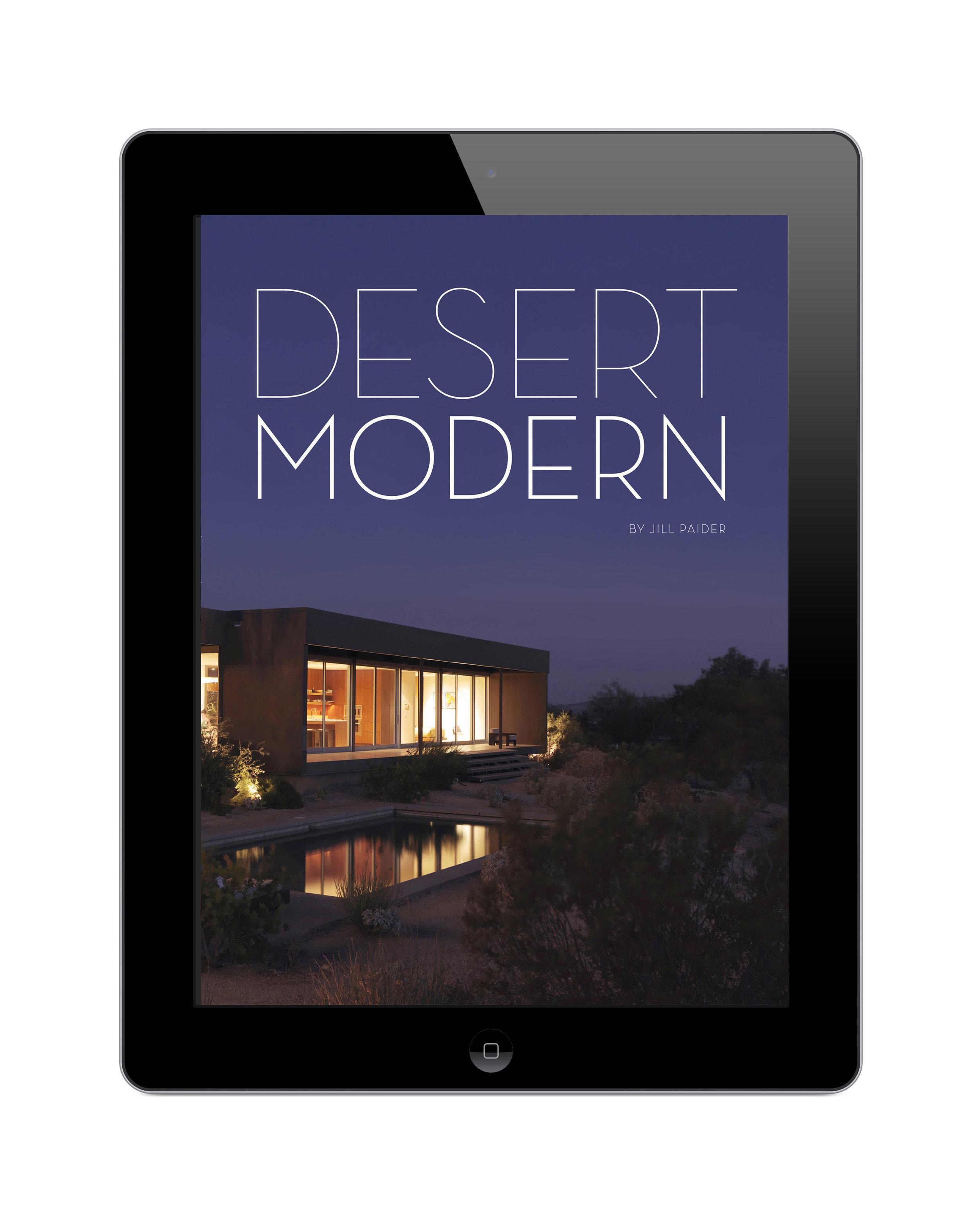 DESERT MODERN - DIGITAL EDITION