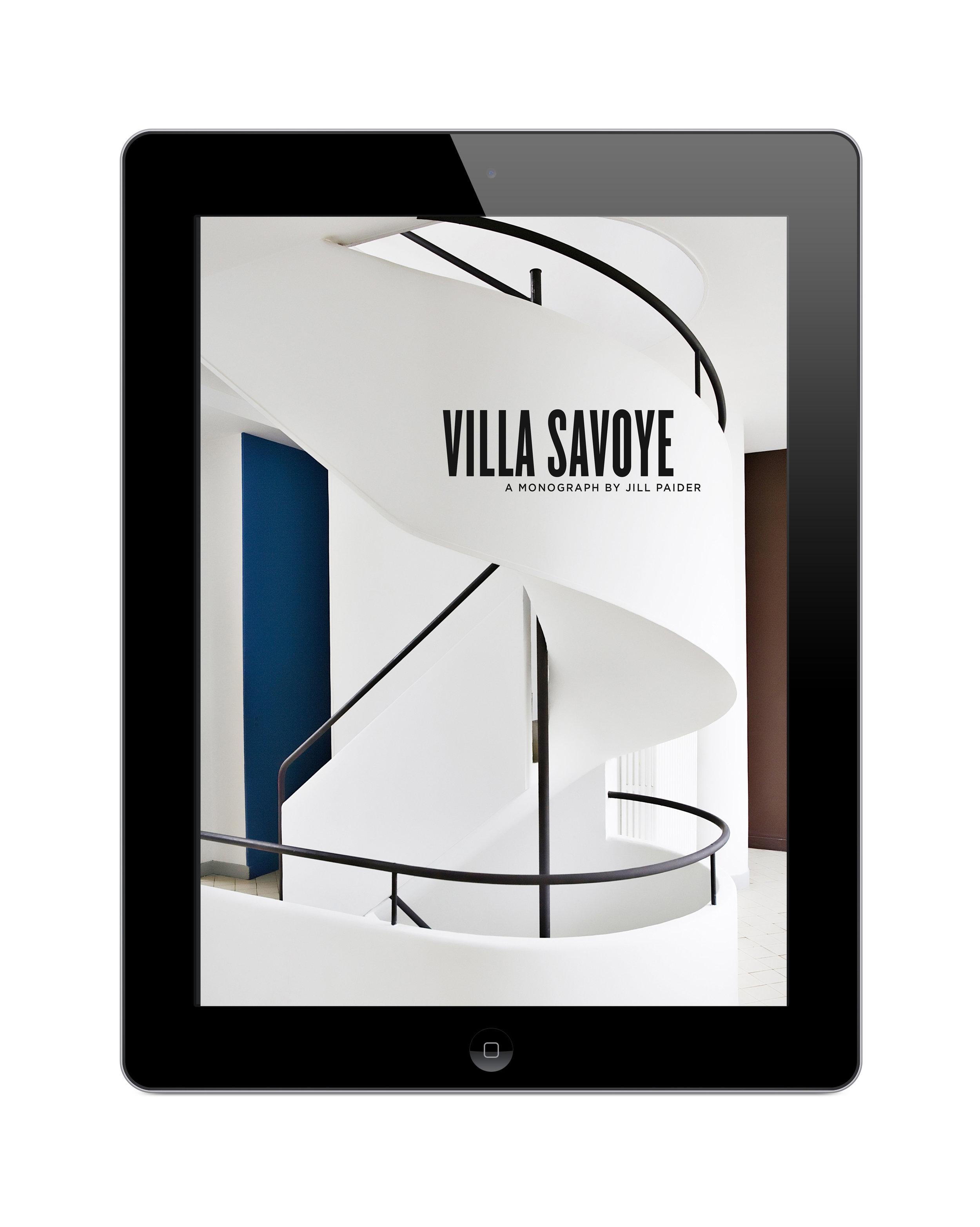 VILLA SAVOYE - DIGITAL EDITION