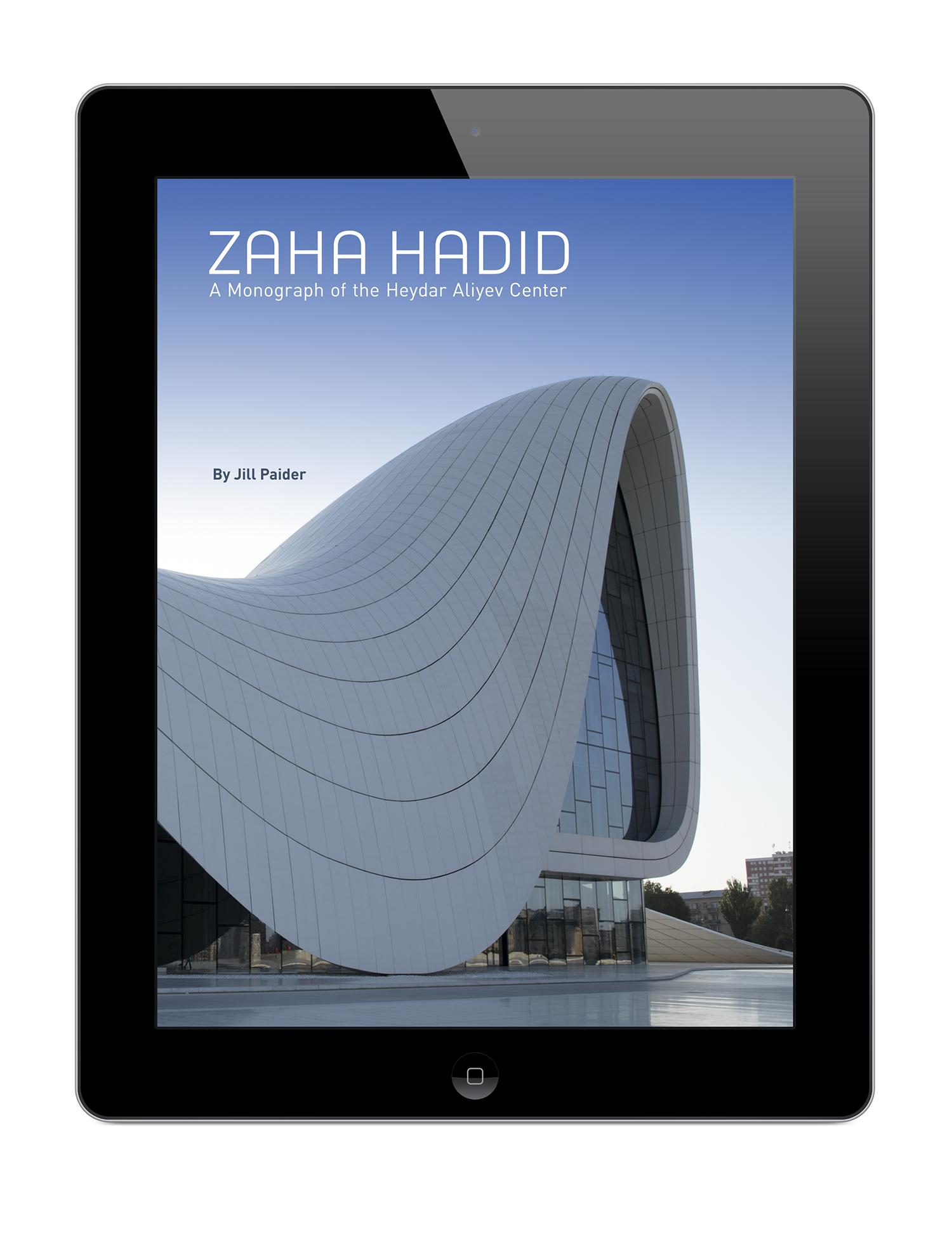 ZAHA HADID - COMING SOON!