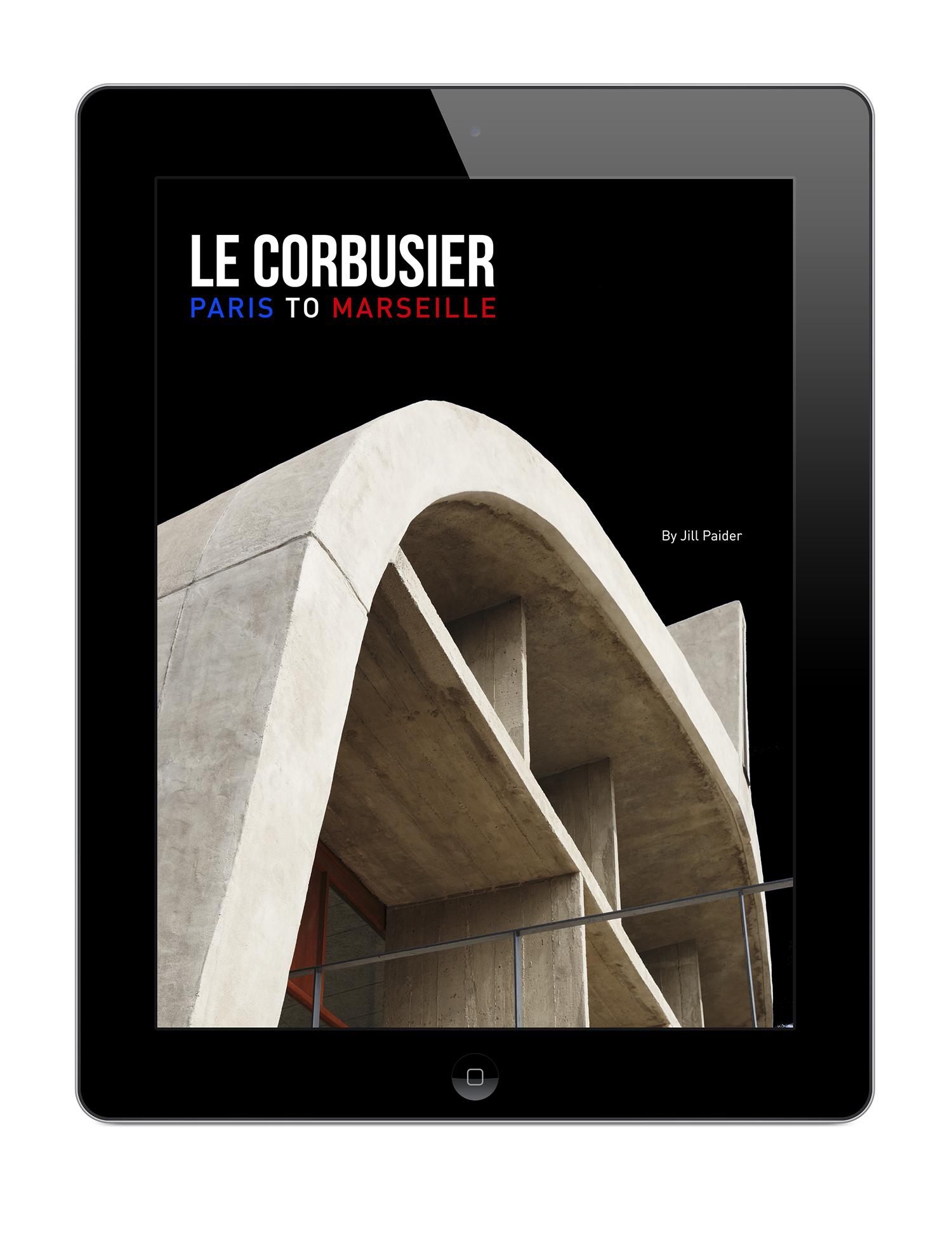 LE CORBUSIER - COMING SOON!