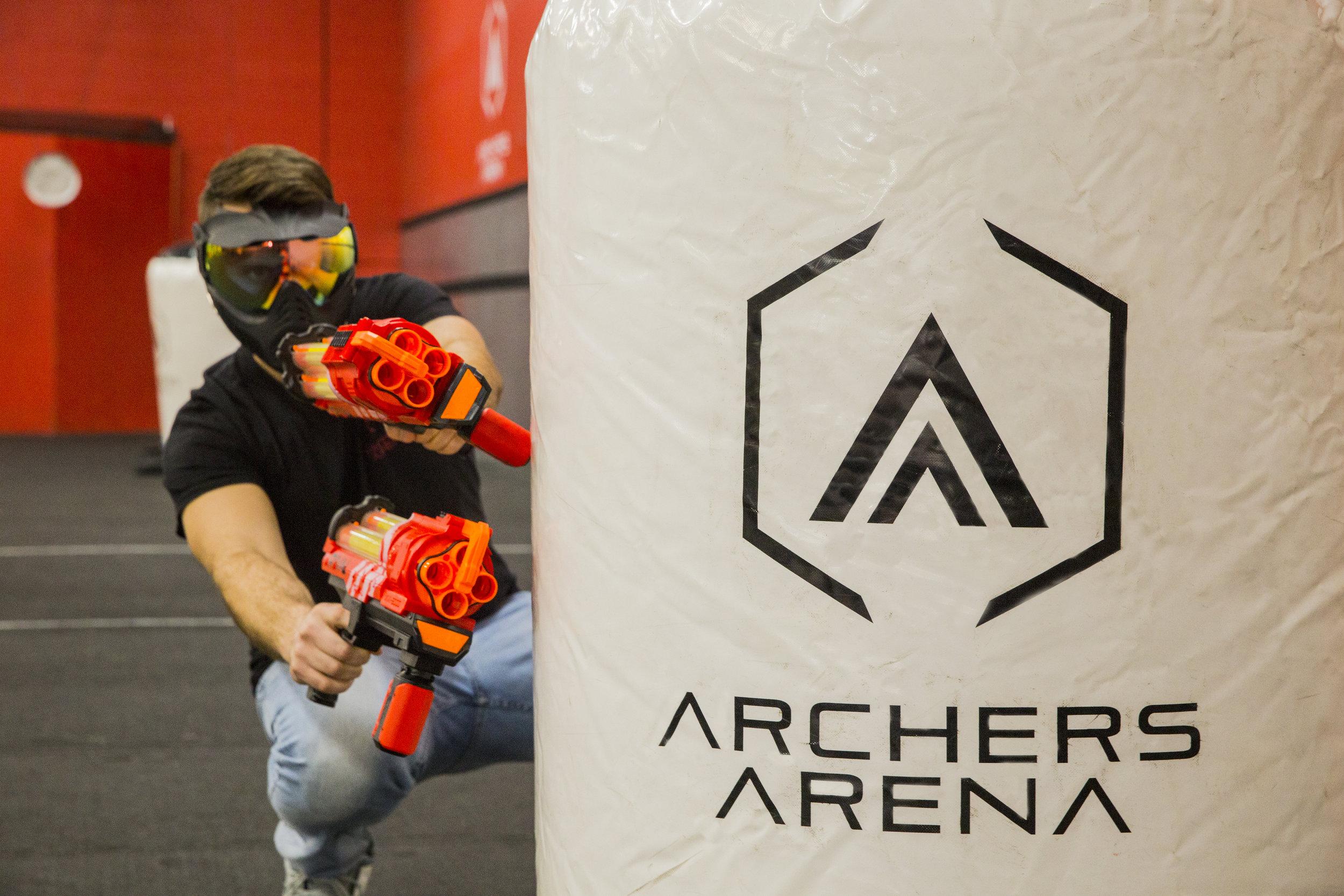 toronto archers arena strongarm nerf wars battle.jpg