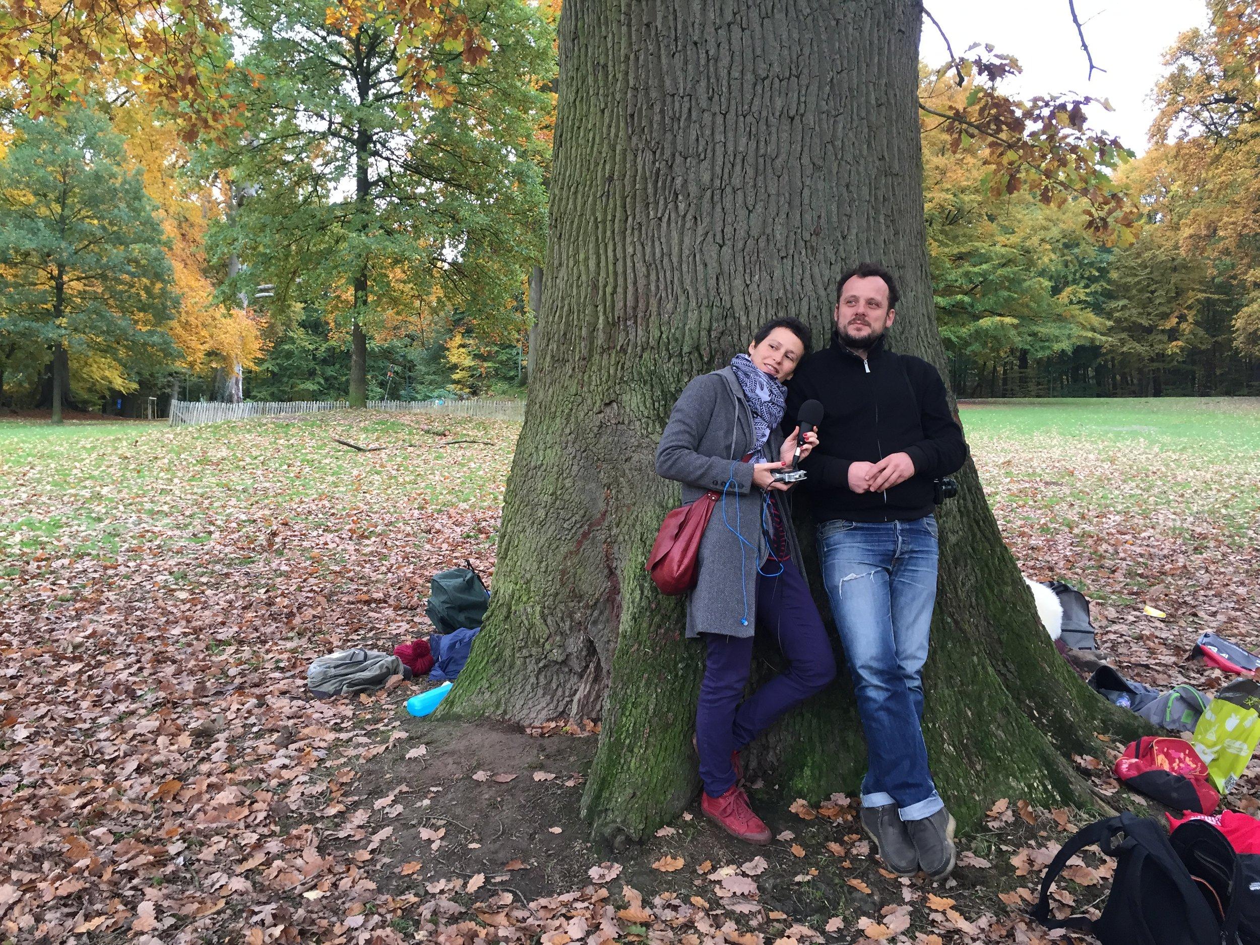 Aurélie, Pierre et l'arbre (c) Ecaterina Vidick.JPG
