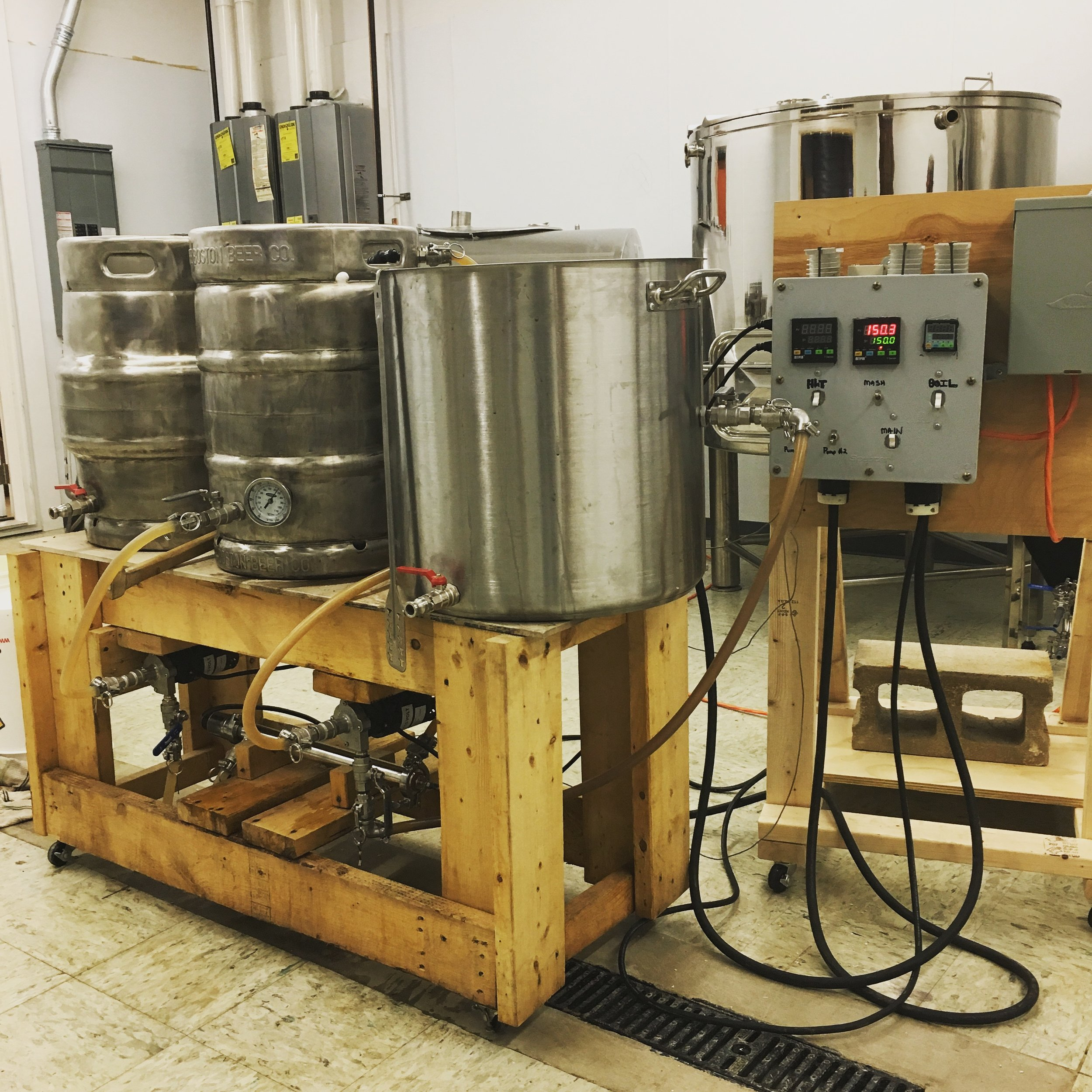 Home brew system