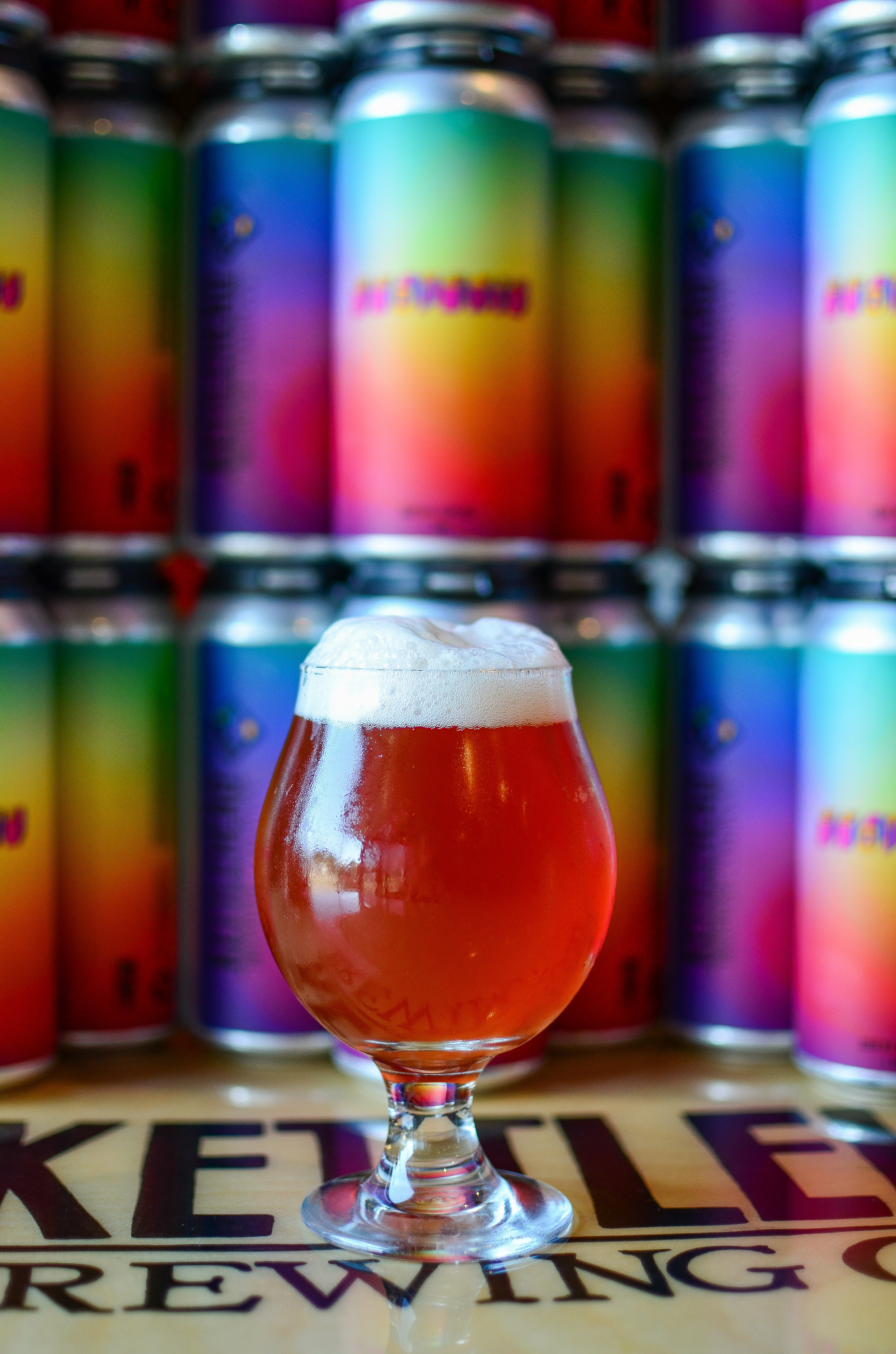 Esoteric, Sour IPA, 6.5% - ESOTERIC Sour IPA with wild berries and Mosaic hops. Tart, fruity and FUN.