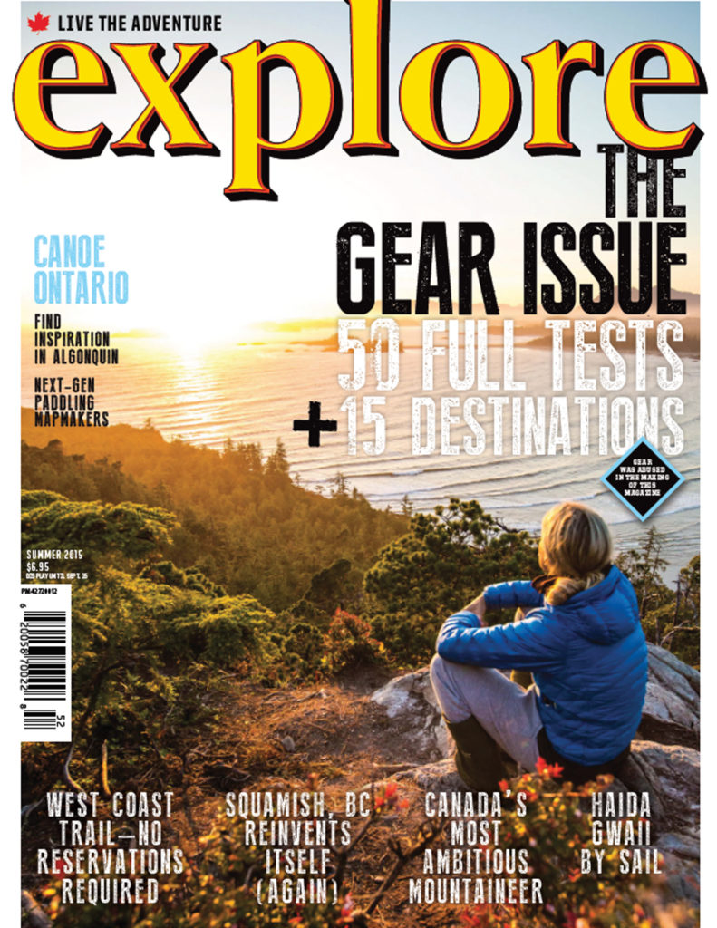 Explore Magazine, Summer 2015