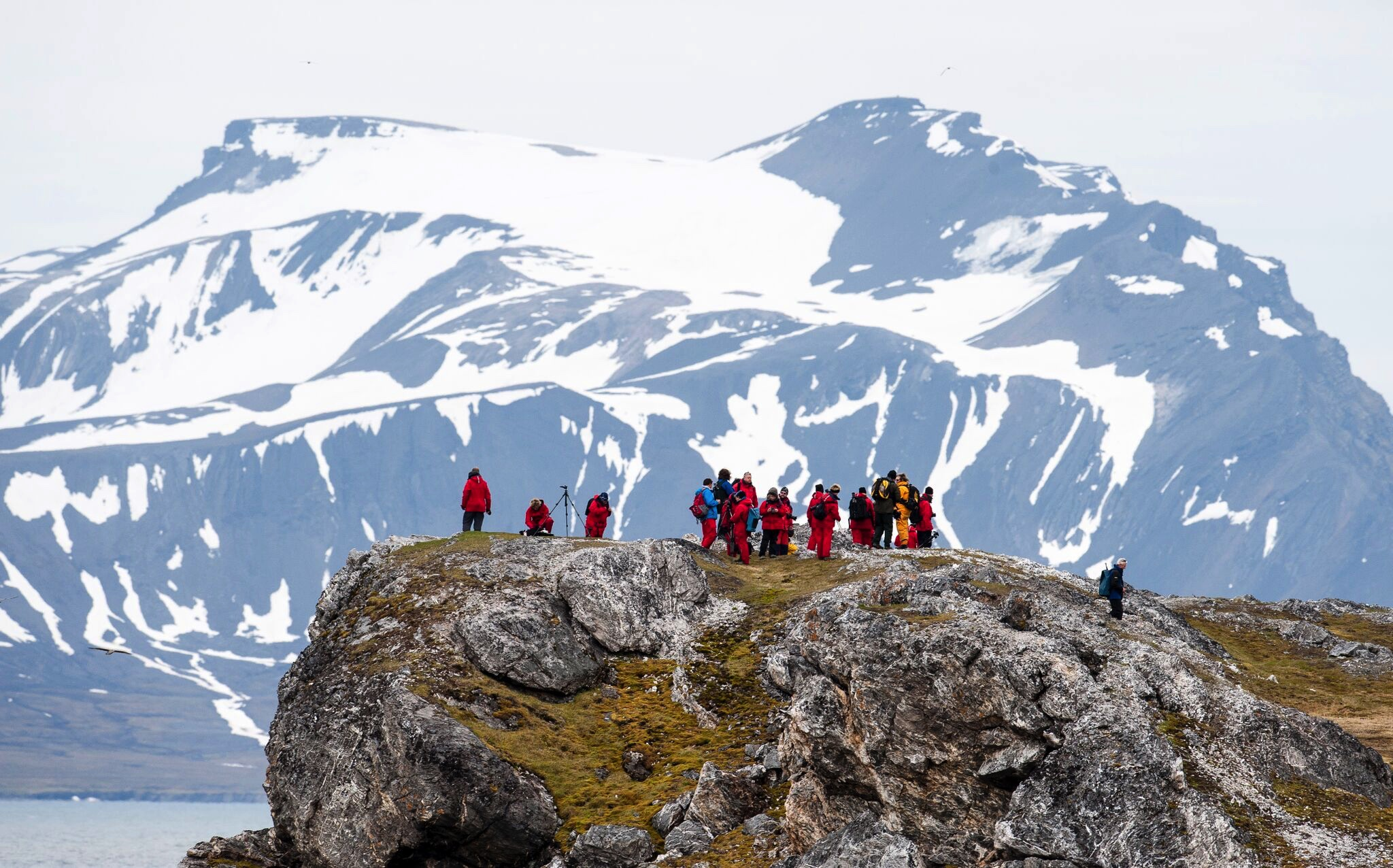 Hiking in the Canadian Arctic - OOE