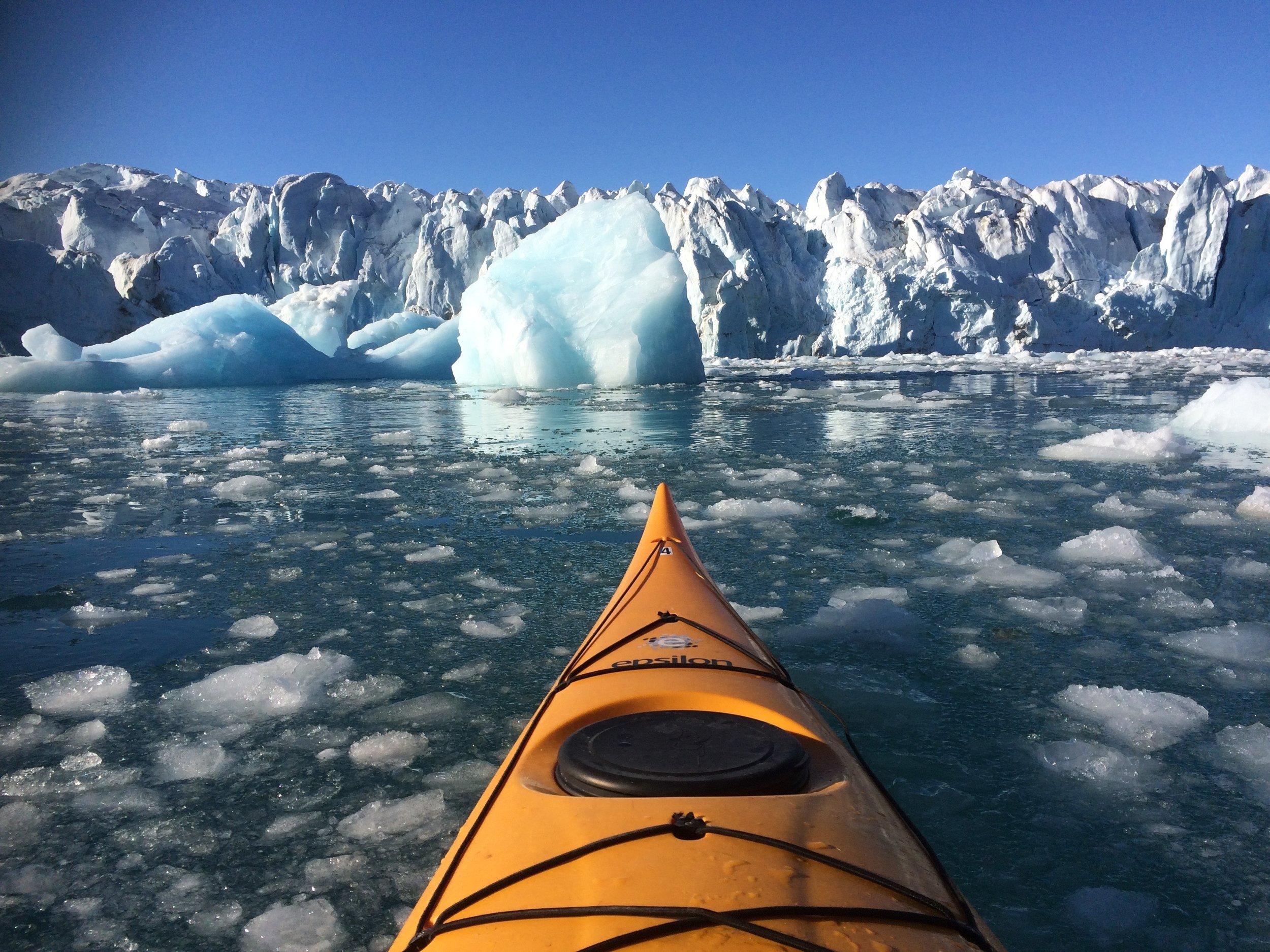 Sea Kayaking in Antarctica - OOE