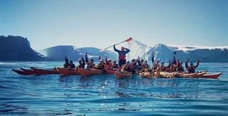 German Press Trip to Baffin Island, Arctic - OOE