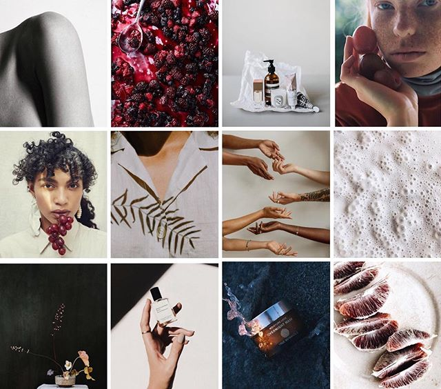 Slowly stepping into spring, and saying goodbye to all of my favorite winter hues. Practicing the celebration of transitioning into new seasons, through mood boards & color stories, is my purest form of cultivating & unfolding my creativity. Tap to see which brands & artists have inspired me this season.
