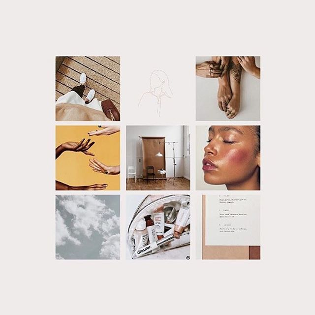 Loving this light and airy spring mood board by @lulwa.alsabt. Her poetic photography and direction never fail to inspire me.