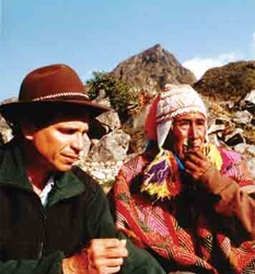 Alberto Villoldo, PhD - I remember the first time I selected a book by Alberto, I could not put it down. I could not wait to tell Allen Holmquist about the connection I felt to his writings. Allen then informed me that Alberto had been his Shamanic Guide! This was Spirit, not coincidence. Alberto, and Allen were a strong presence in my dissertation on Shamanism. Please check out his website and I encourage you to participate in his webinars, read all his books, and see your Spirit soar!TheFourWinds.comPhoto from www.greatmystery.org