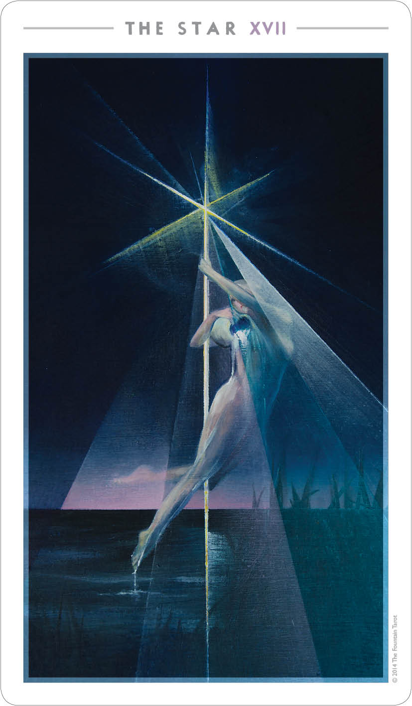 The Star by  The Fountain Tarot