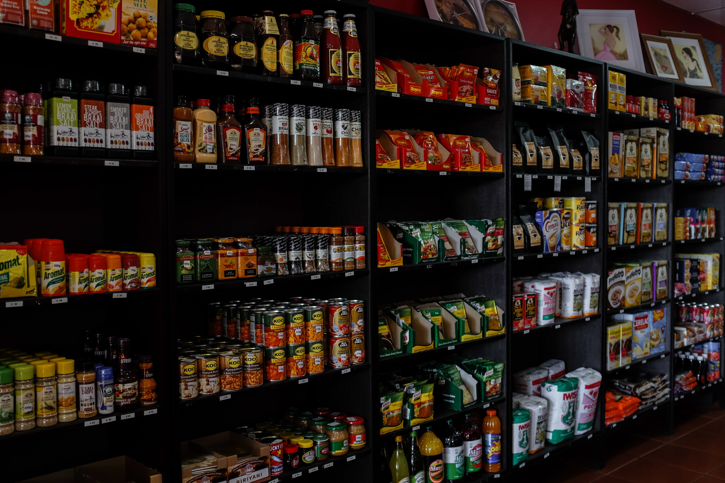 Toowoomba South African International Grocery Food Shop