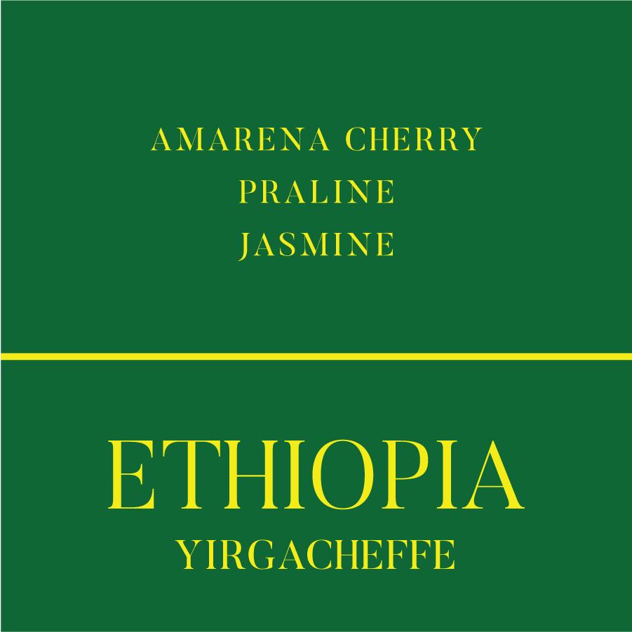 Foglifter Ethiopia Yirgacheffe