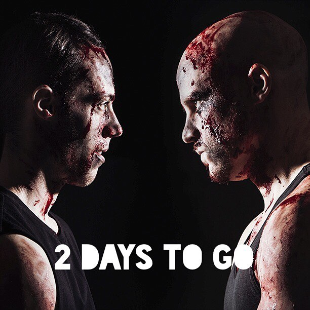 We open tomorrow! Book your tickets, share with your friends and family! The fall of Rome is almost upon us! #burninghousetc #thetragedyofcoriolanus