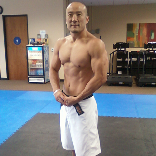 Albert Lee Jiu Jitsu Instructor