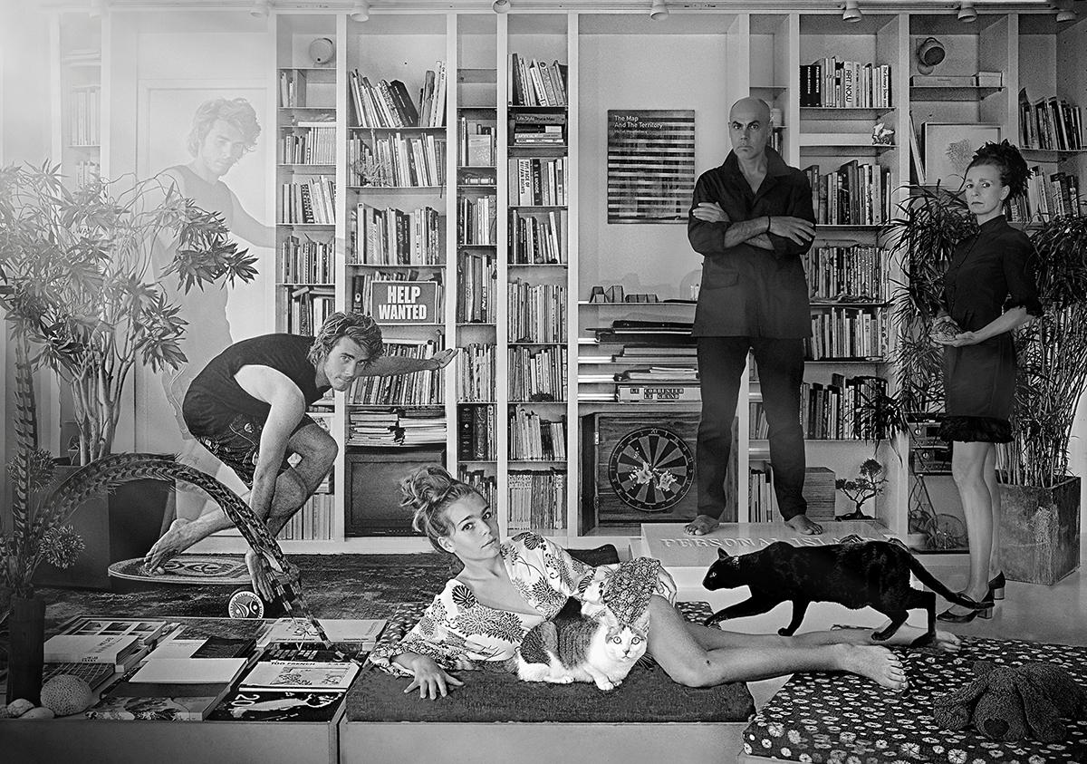 Family No. 2    © 2017 Margot Errante