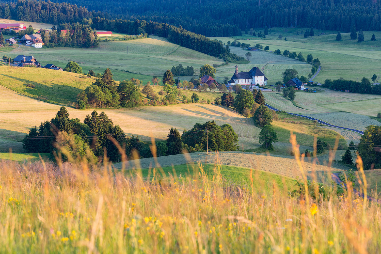 Aussichtspunkt bei Ibach